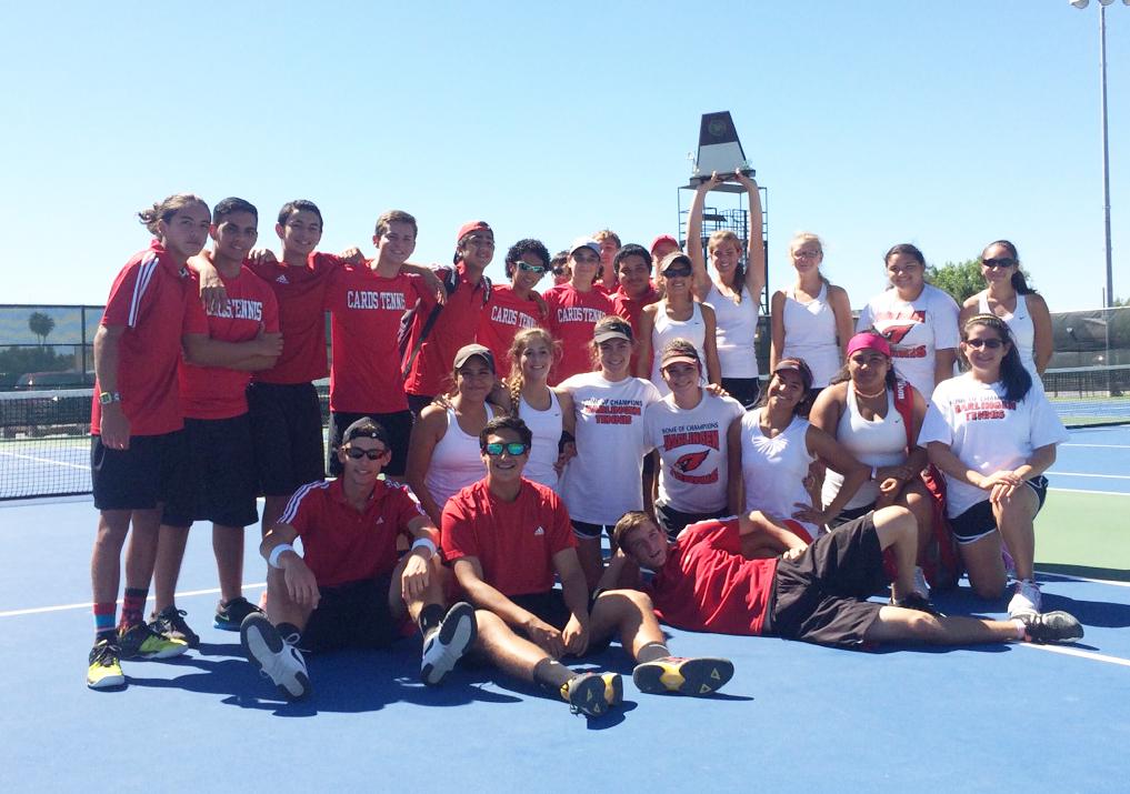 HHS Tennis Team