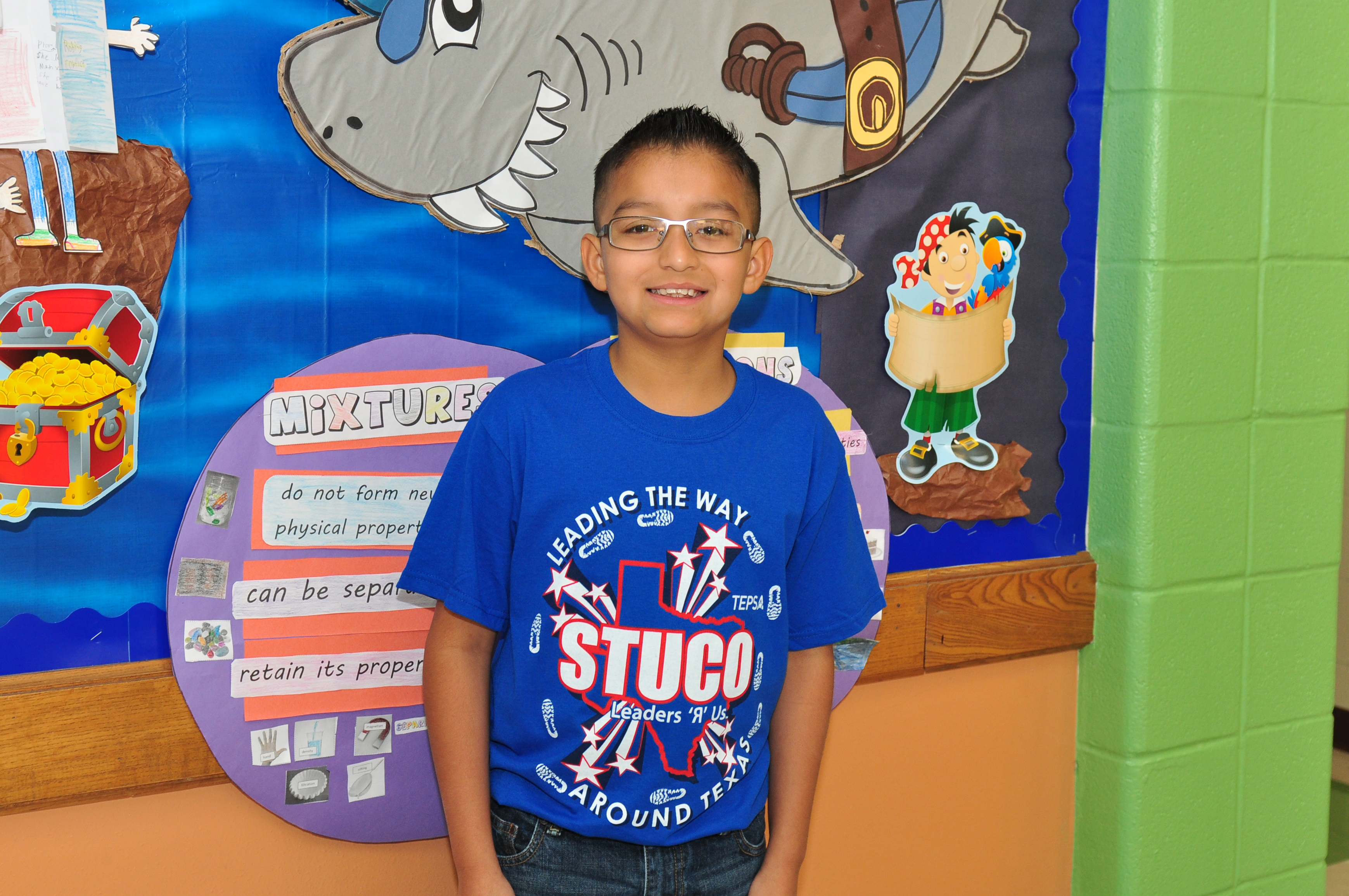 Student of the Week: STUCO president leading by example
