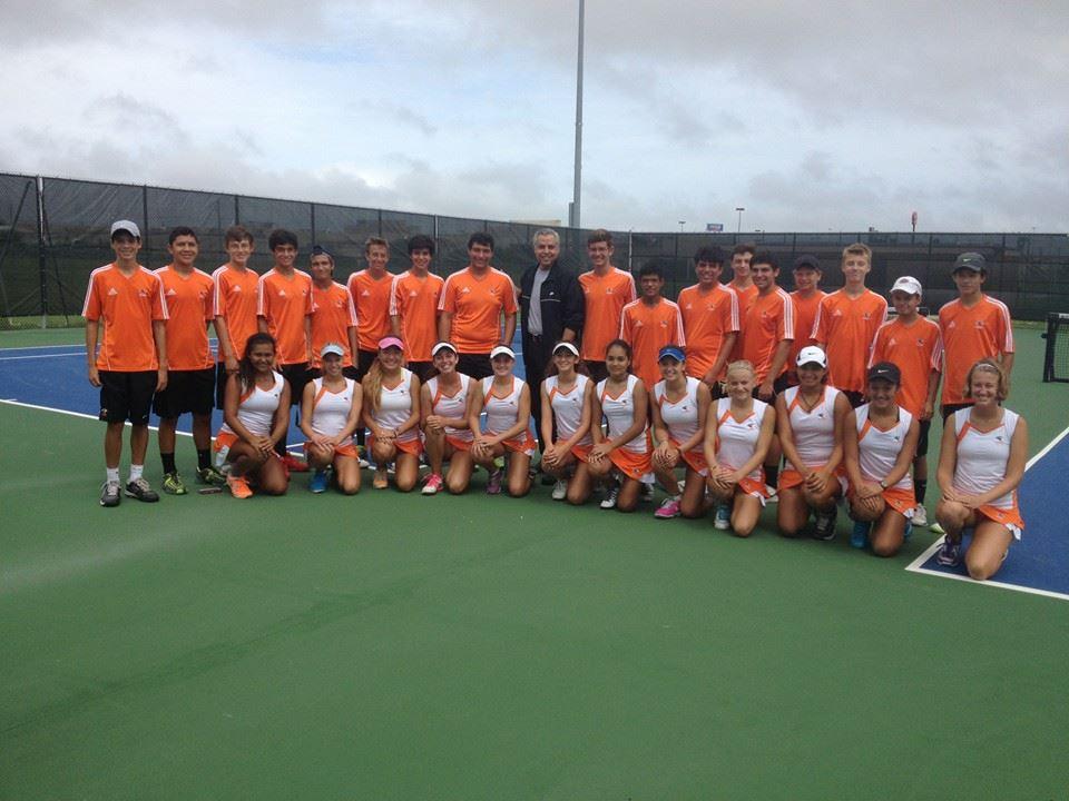 HHSS Tennis Team