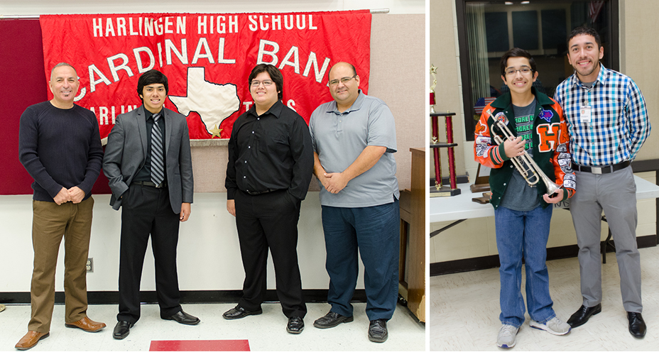 HCISD musicians earn top spots in the TMEA All-State Jazz Ensembles