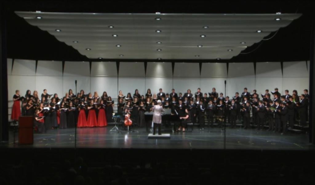 HS Region Mixed Choir