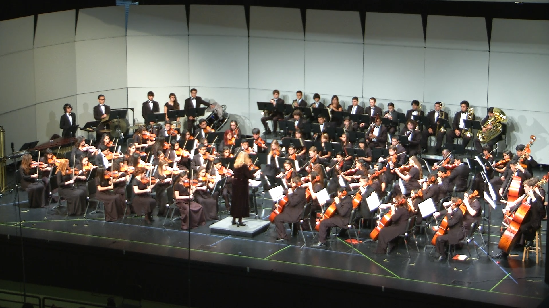 Students earn spots in Region 28 Symphonic and Middle School Orchestras