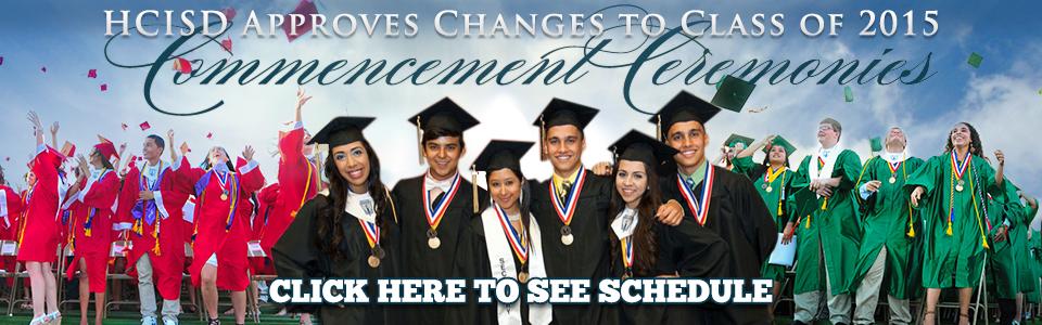 HCISD-Graduation