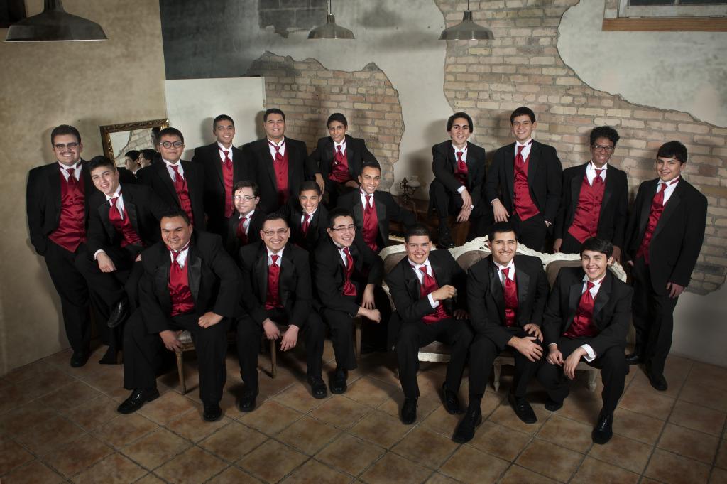 Harlingen HS TMEA Varsity Men's Choir