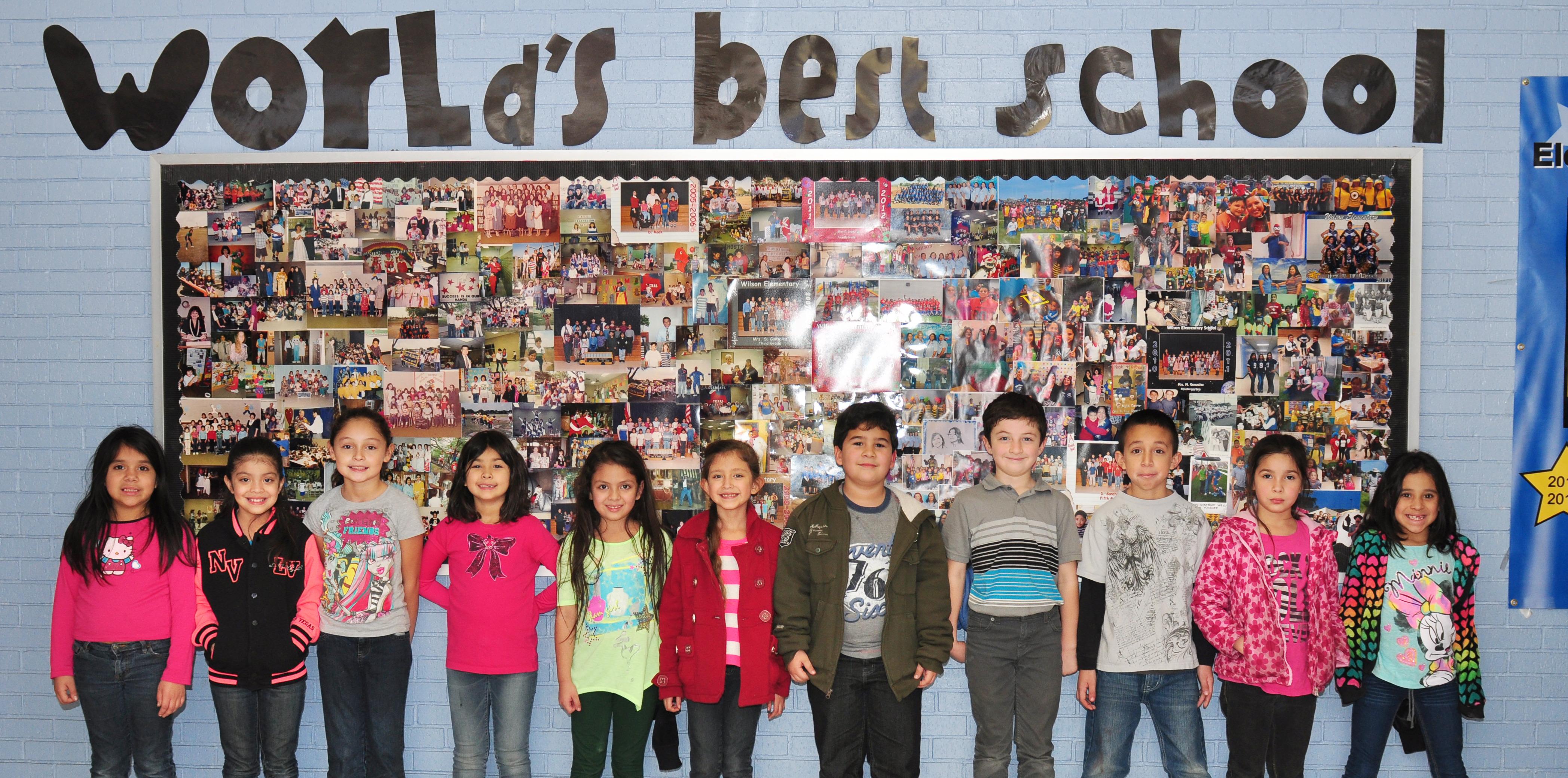 Wilson Elementary celebrates 100 years