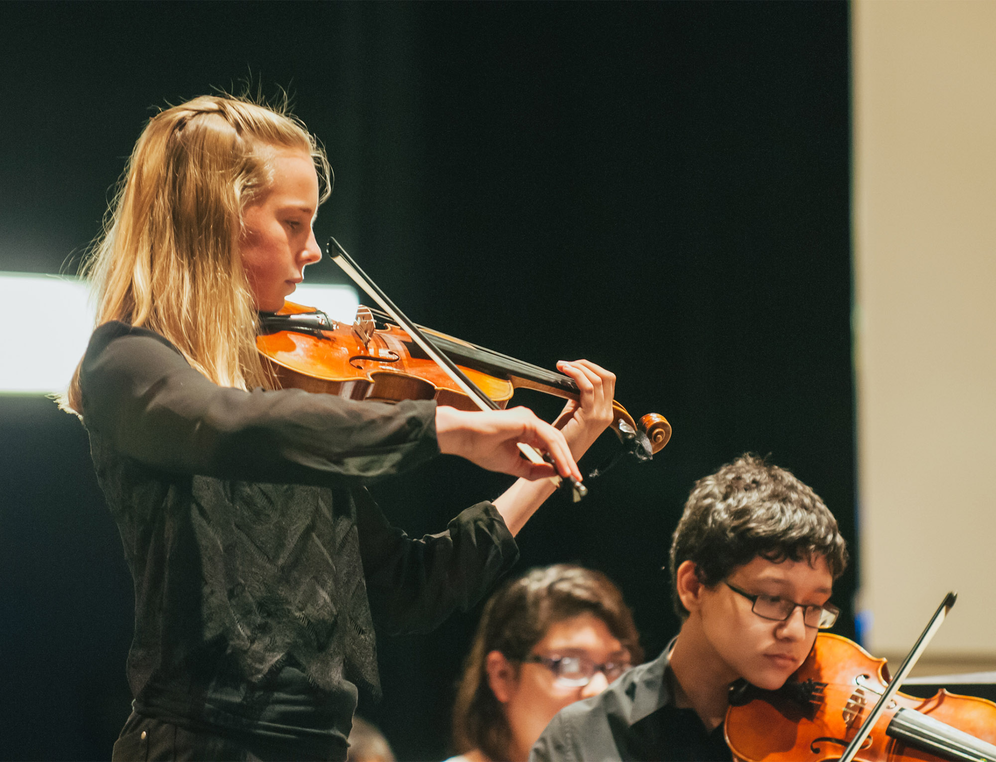 Memorial MS: Creating high caliber artists through fine arts programs