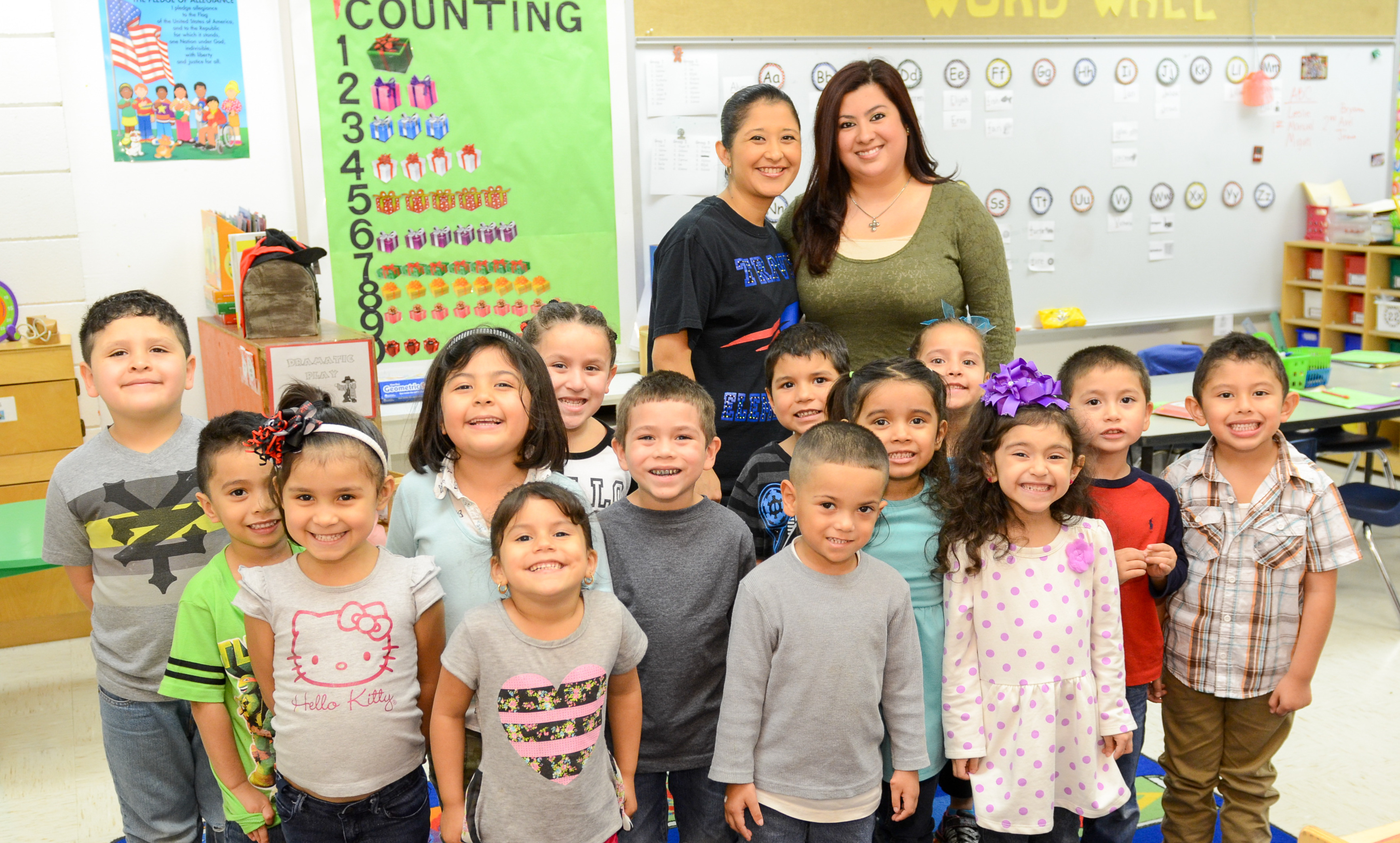 HCISD to increase readiness skills with Pre-K program expansion