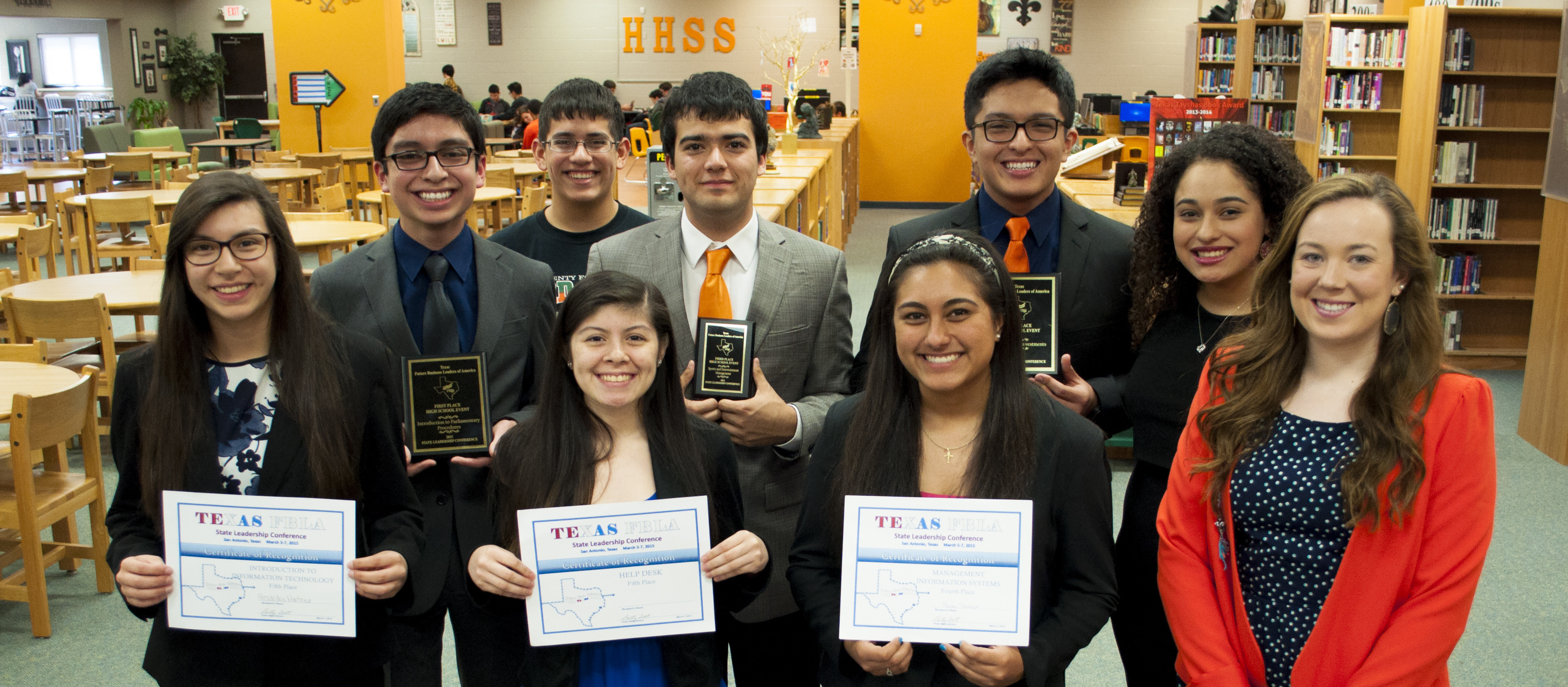 South's FBLA team soars at State Leadership Conference