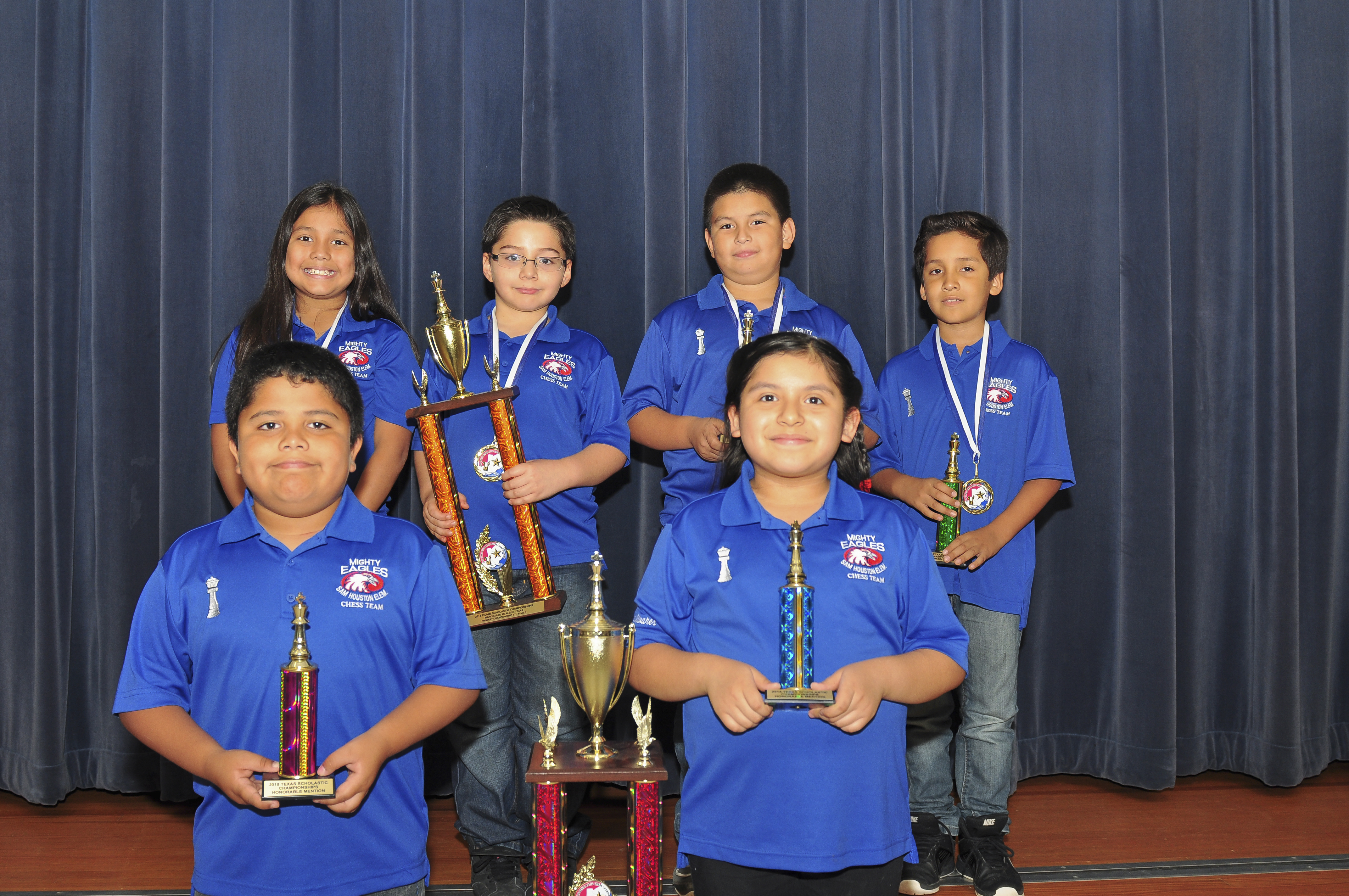 HCISD Chess Teams Earn Top Marks at State Tournament