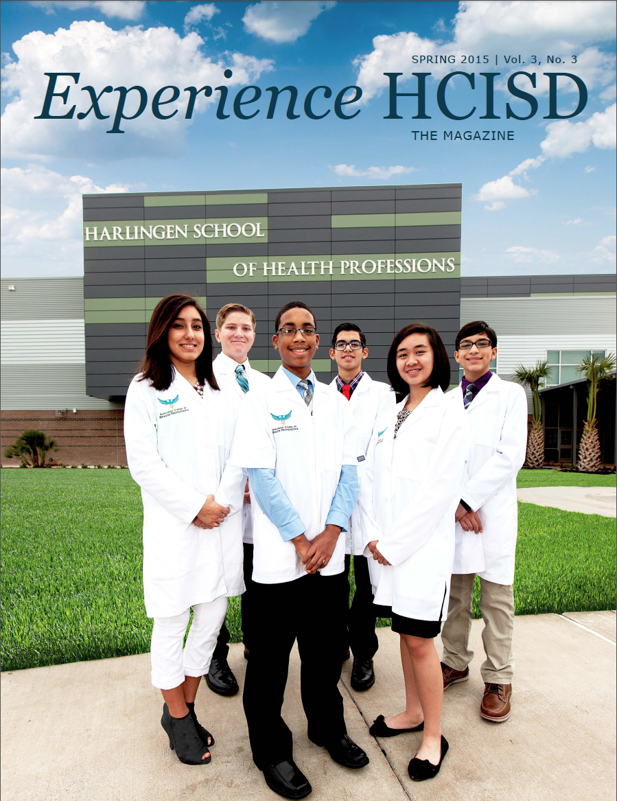 HCISD releases issue 5 of Experience HCISD The Magazine