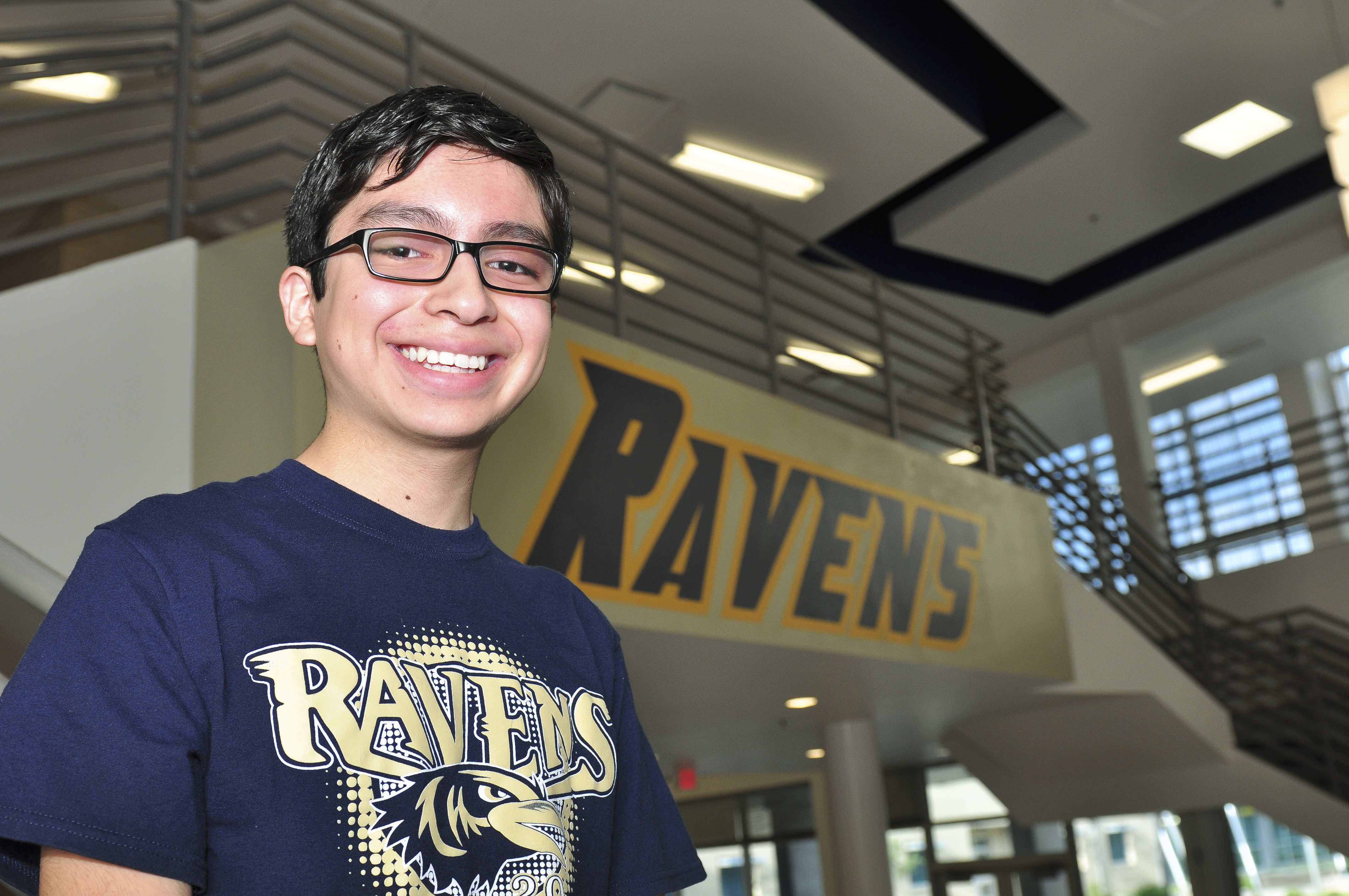 Future-minded Raven on a mission for excellence