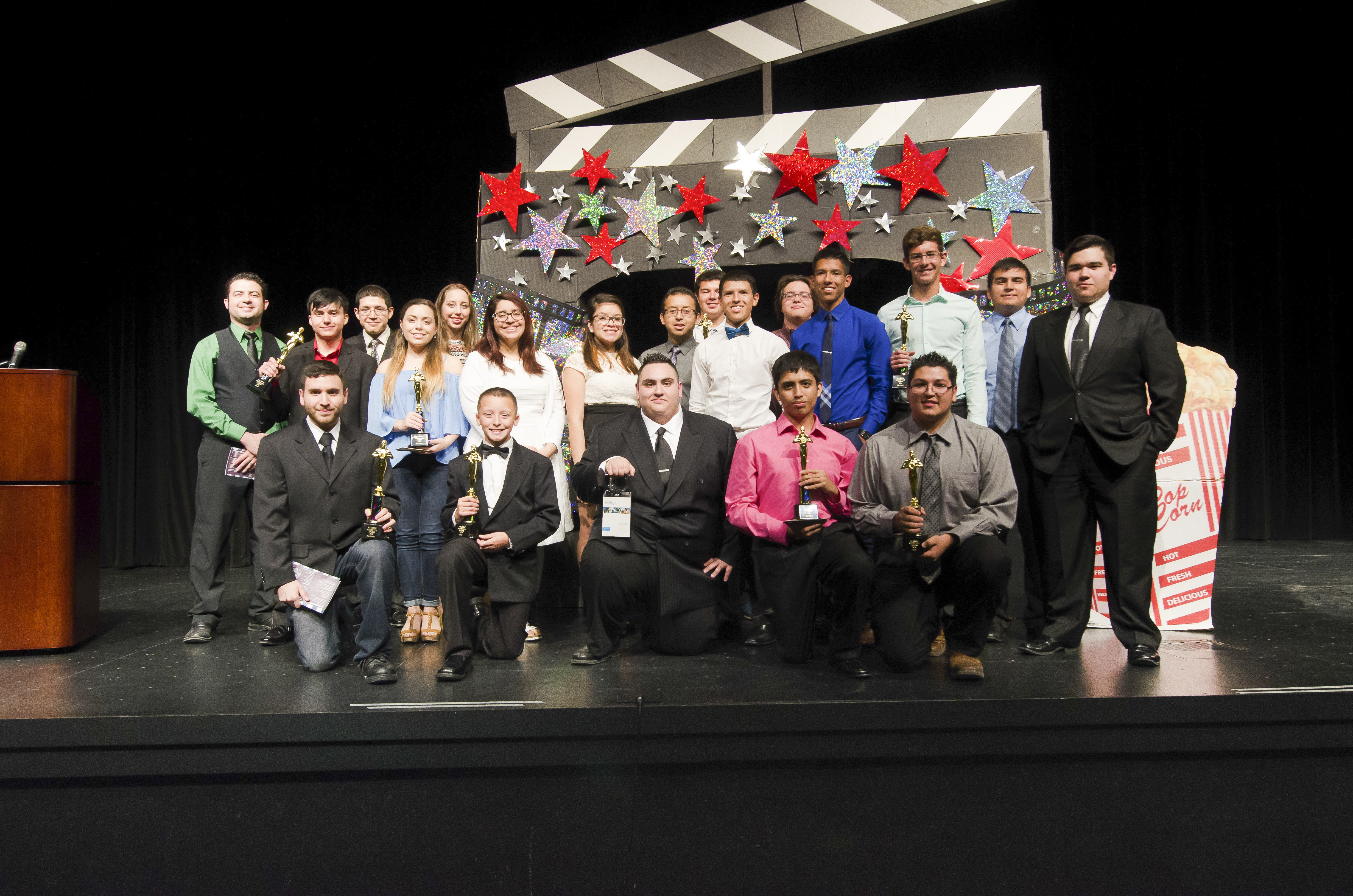 Best of the best honored at 2015 Student Film Awards