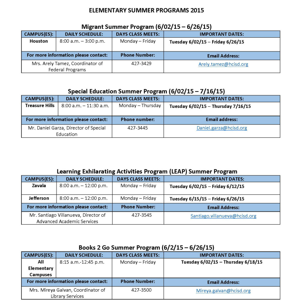 Summer Programs 2015 at HCISD Campuses as of 5-22-15_Page_2