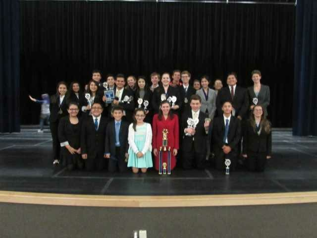 Speech, Drama, and Debate teams victorious in TFA tournament