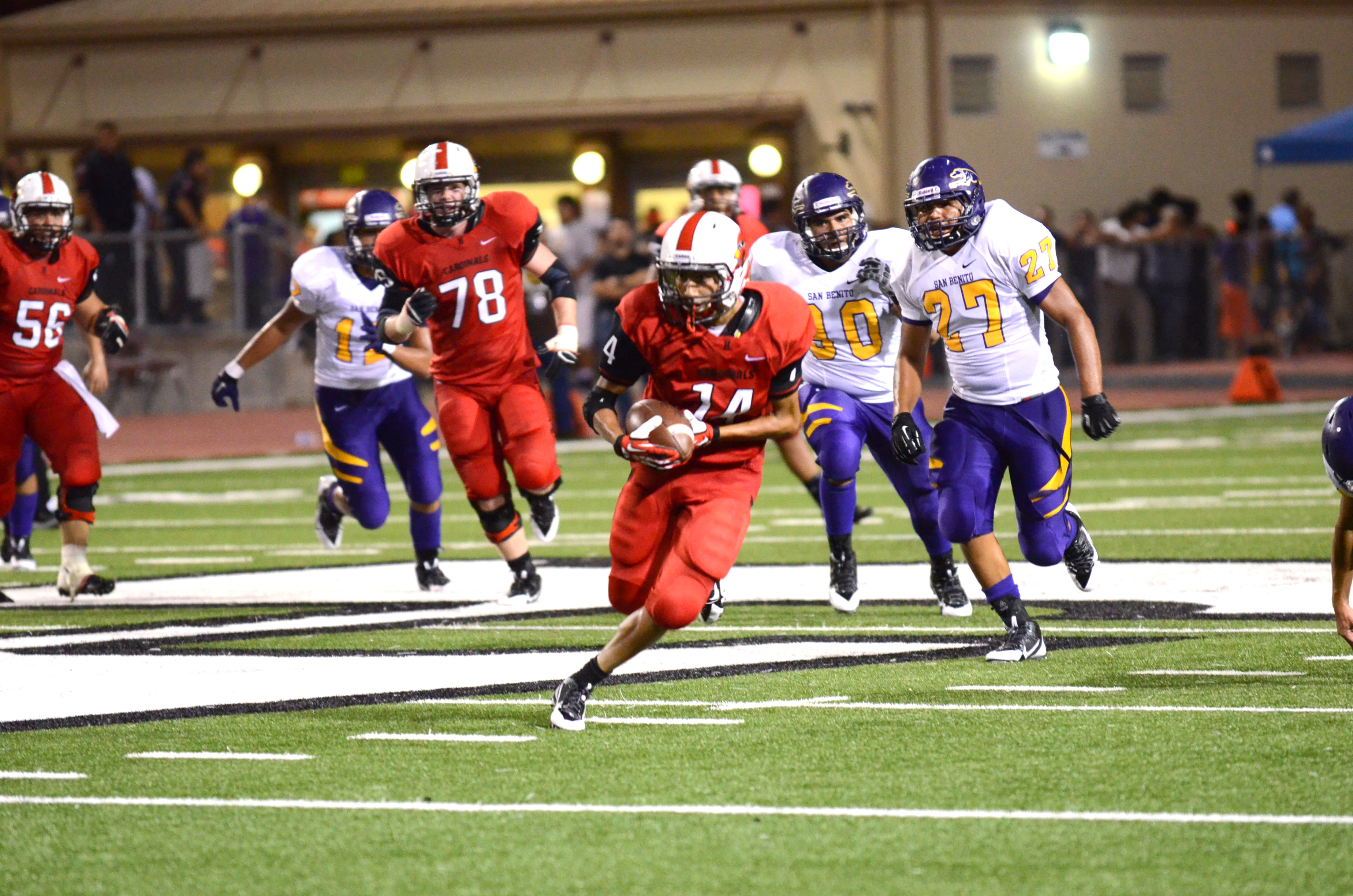 Battle of the Arroyo receives national attention