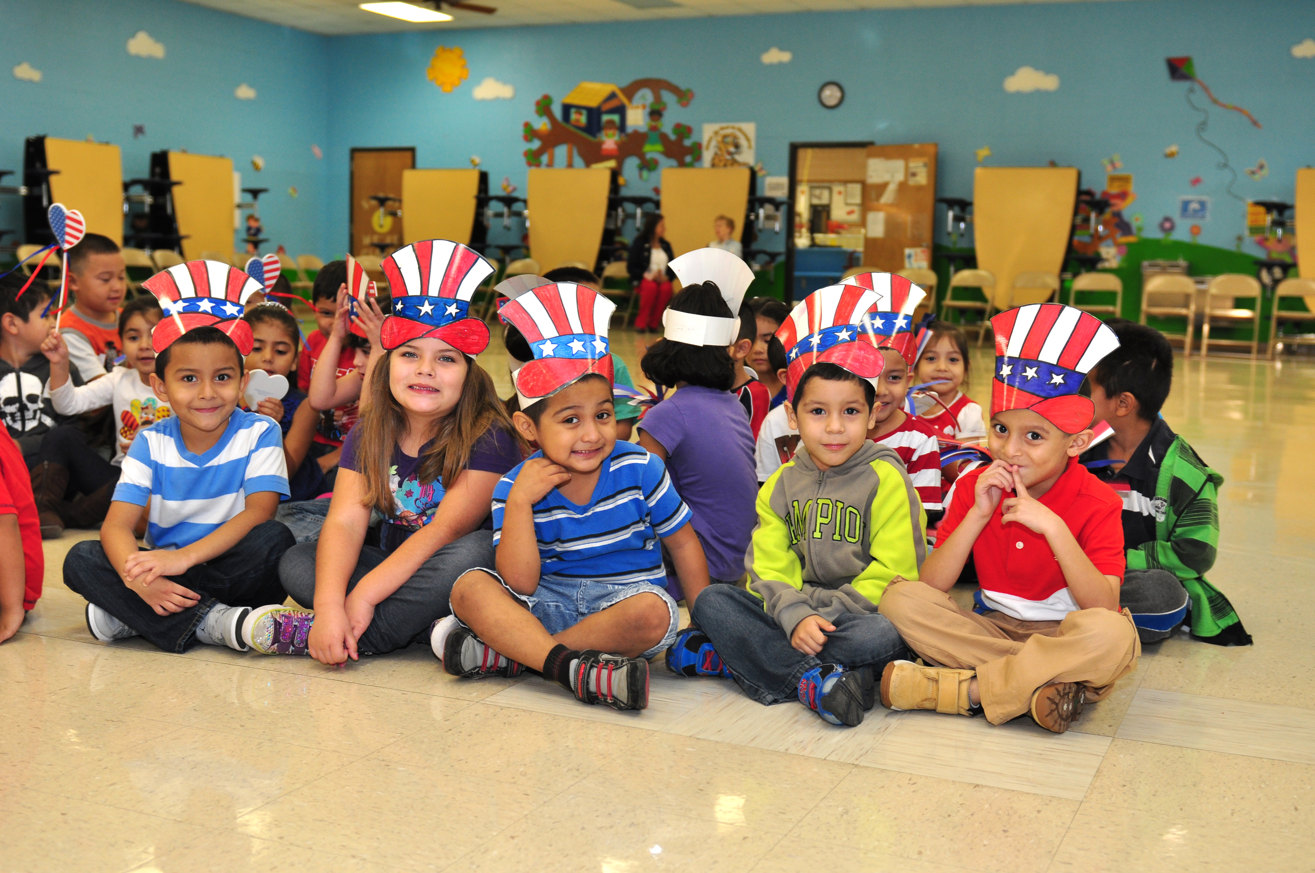 Veterans Day 2015: HCISD honors all who served