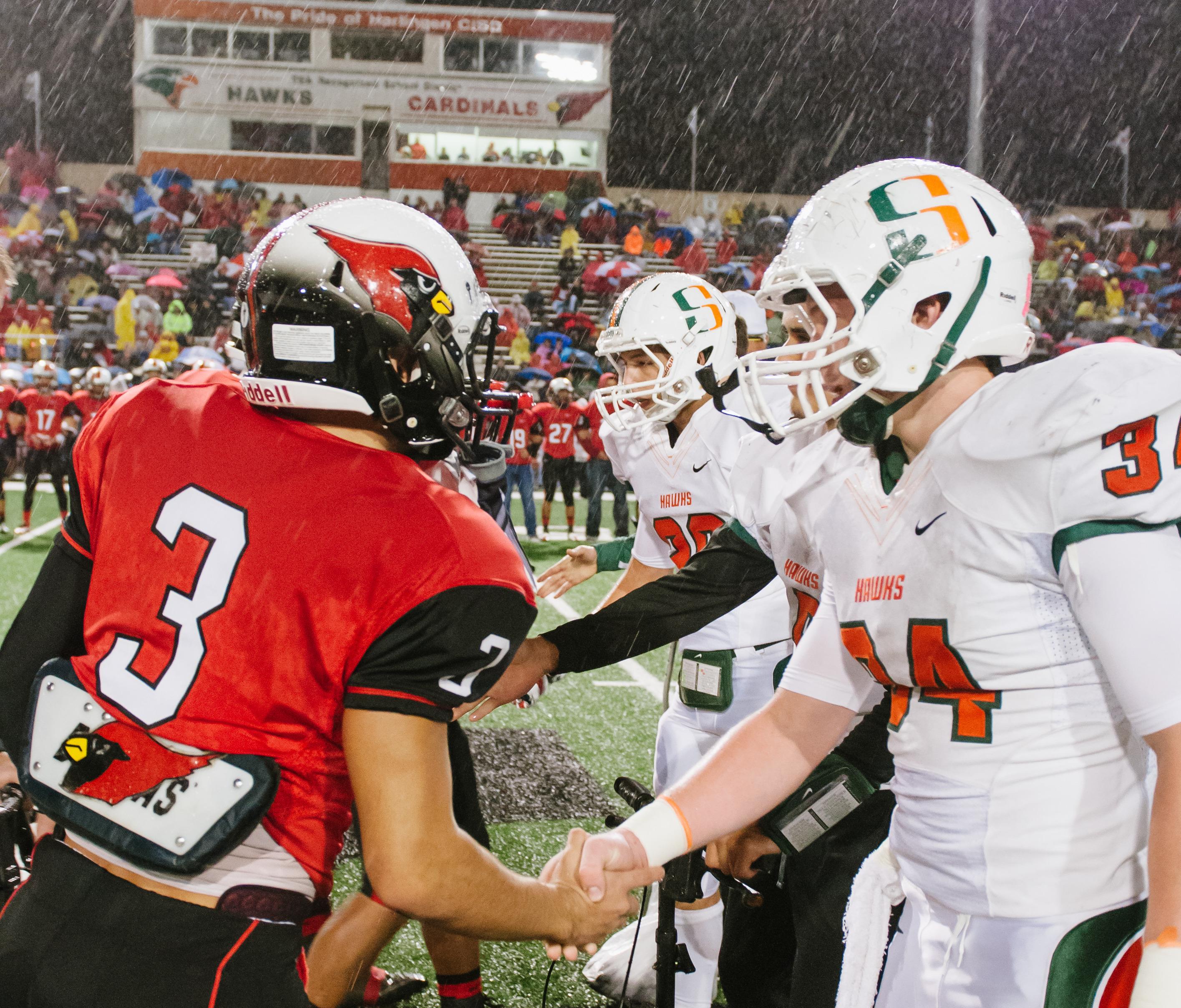 Football fans unite for Bird Bowl XXIII