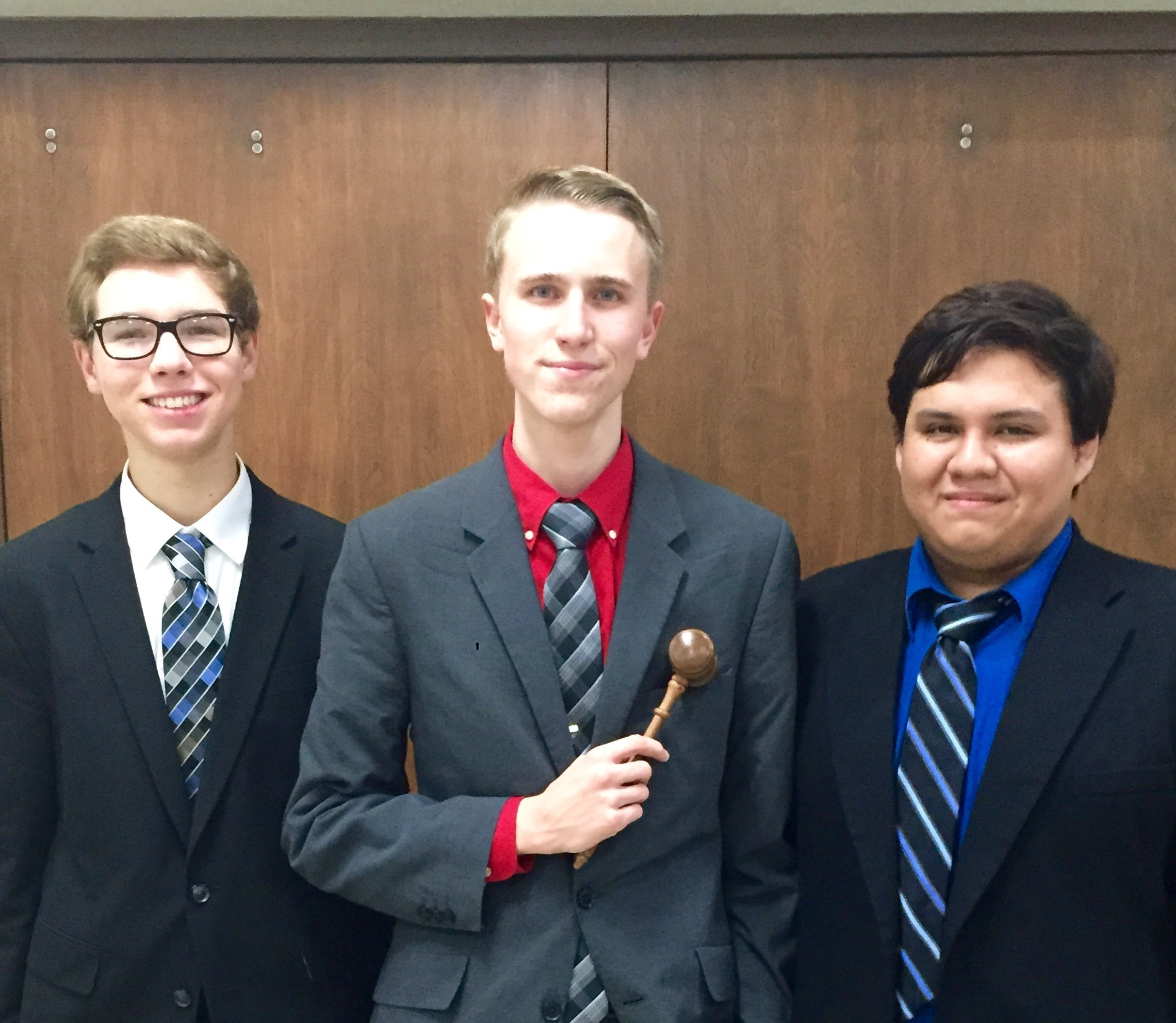 Top Speech, Drama, and Debate competitors advance to State Congress Meet