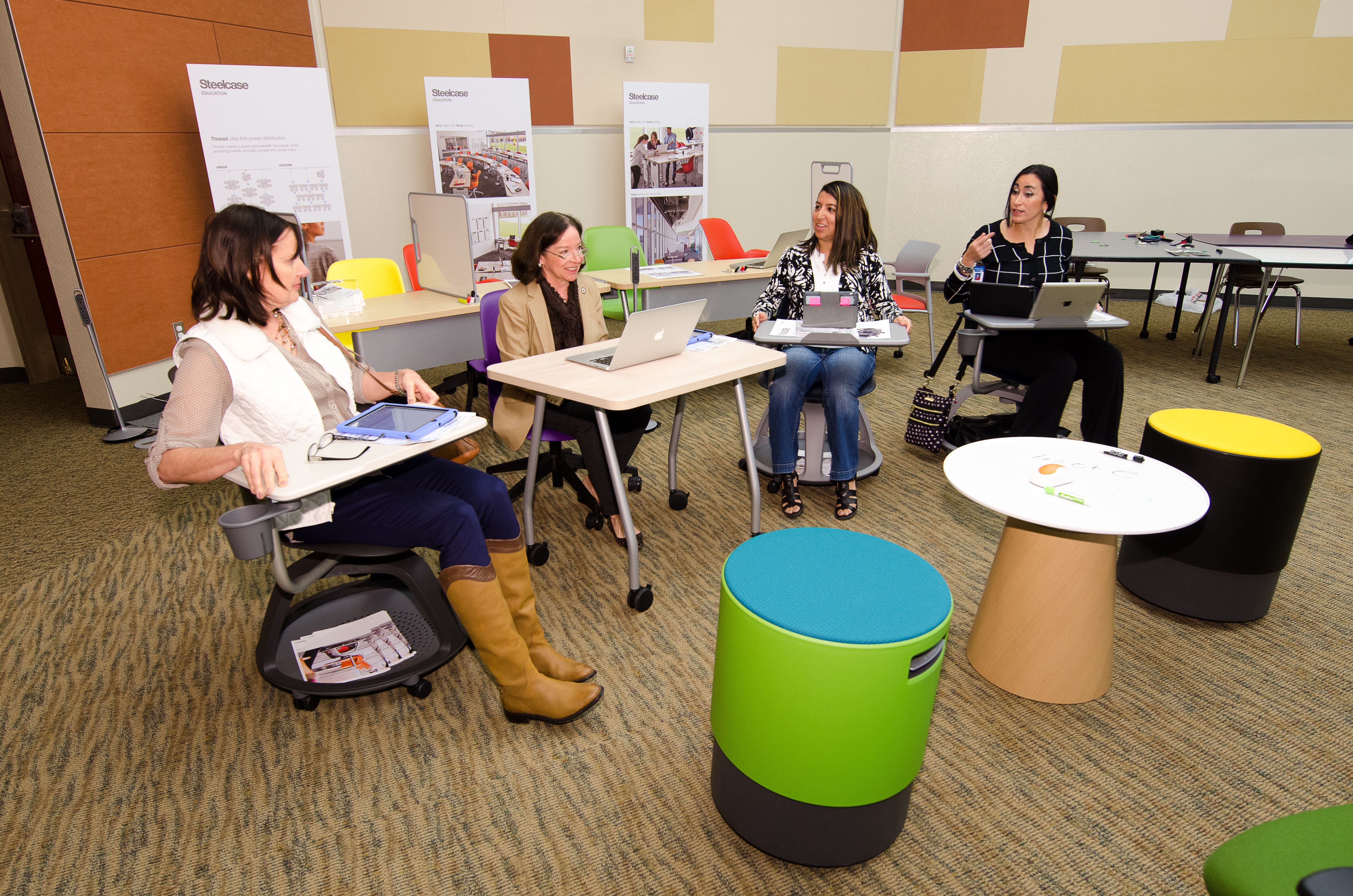 Transforming learning spaces: HCISD to modernize elementary classrooms