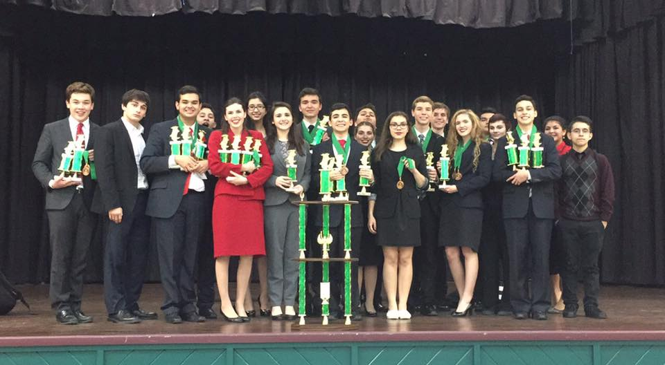 South Speech, Drama, and Debate Team sees wins across the board