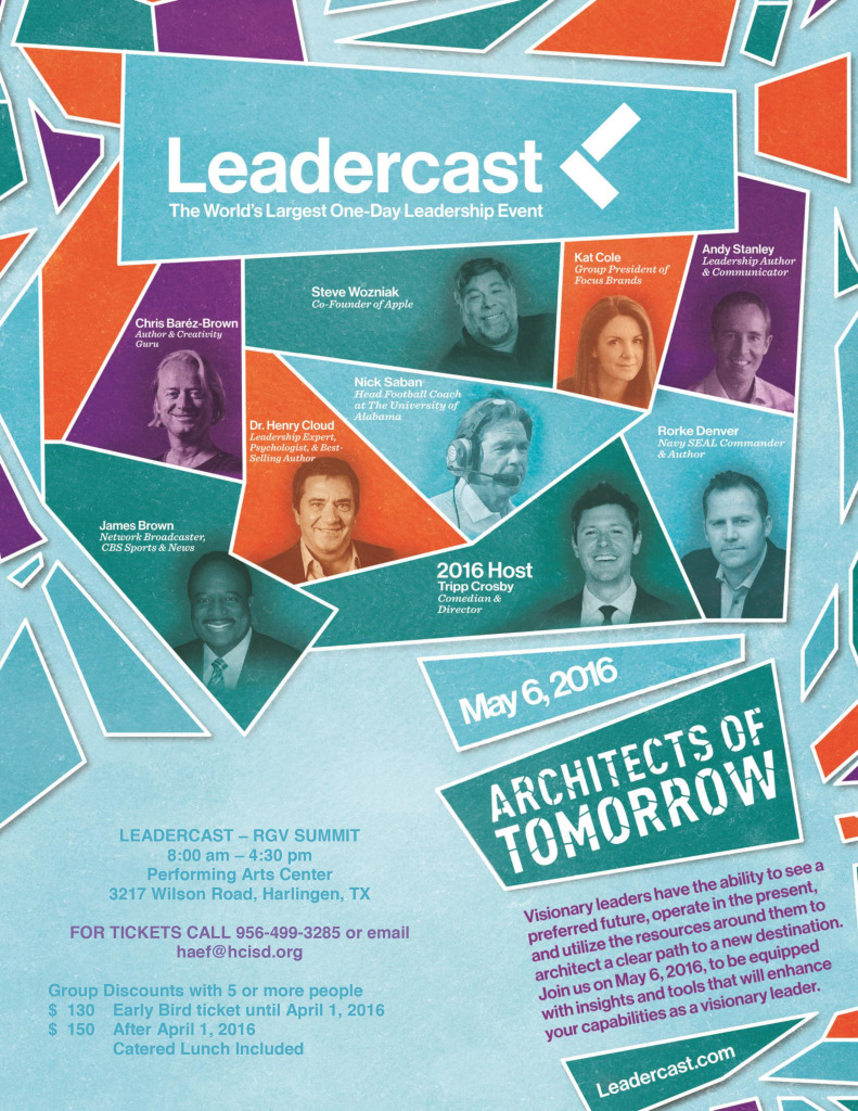 2016_RGVsummit_Leadercast_Flyer
