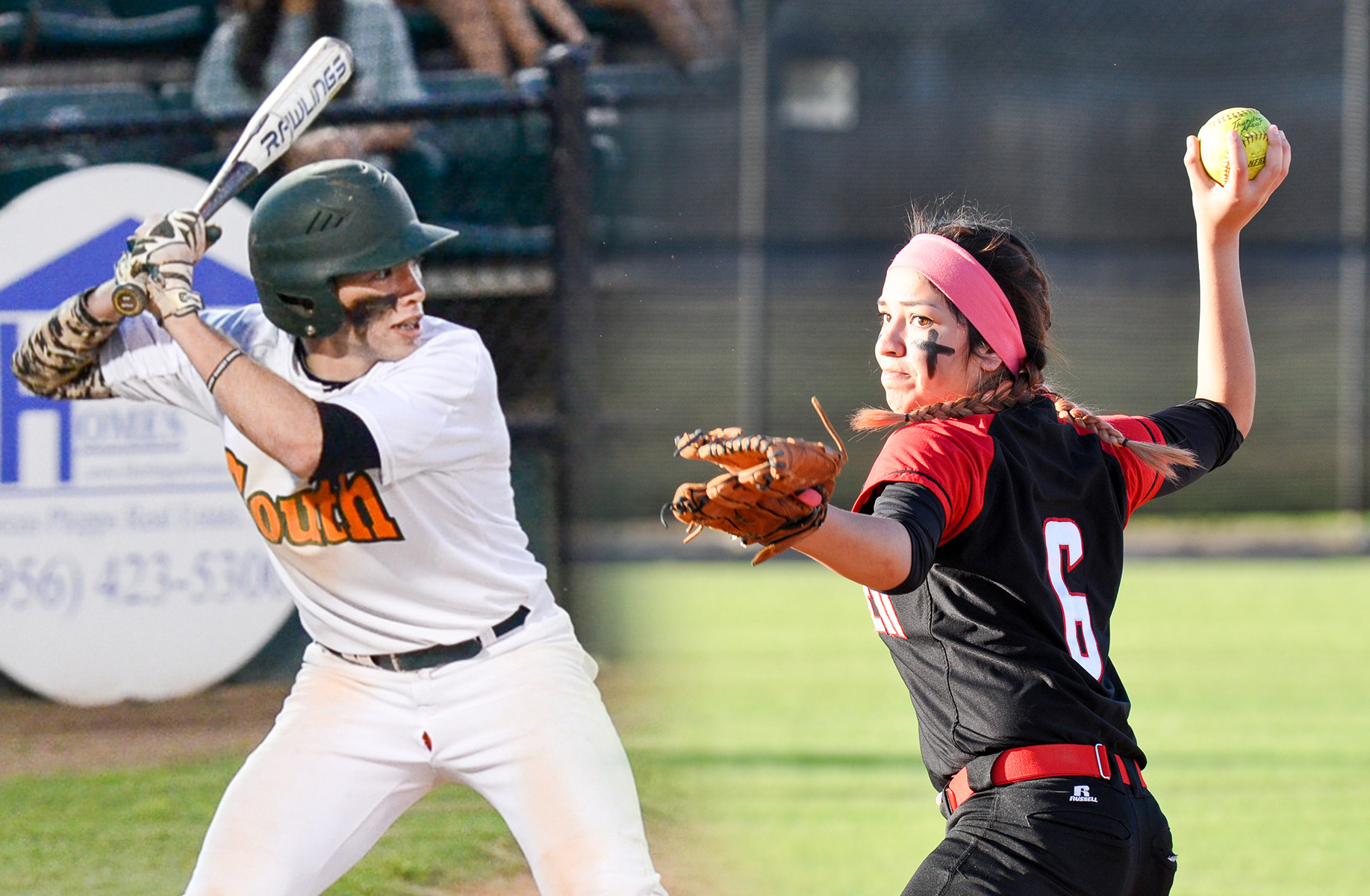 Baseball and softball seasons swing into action