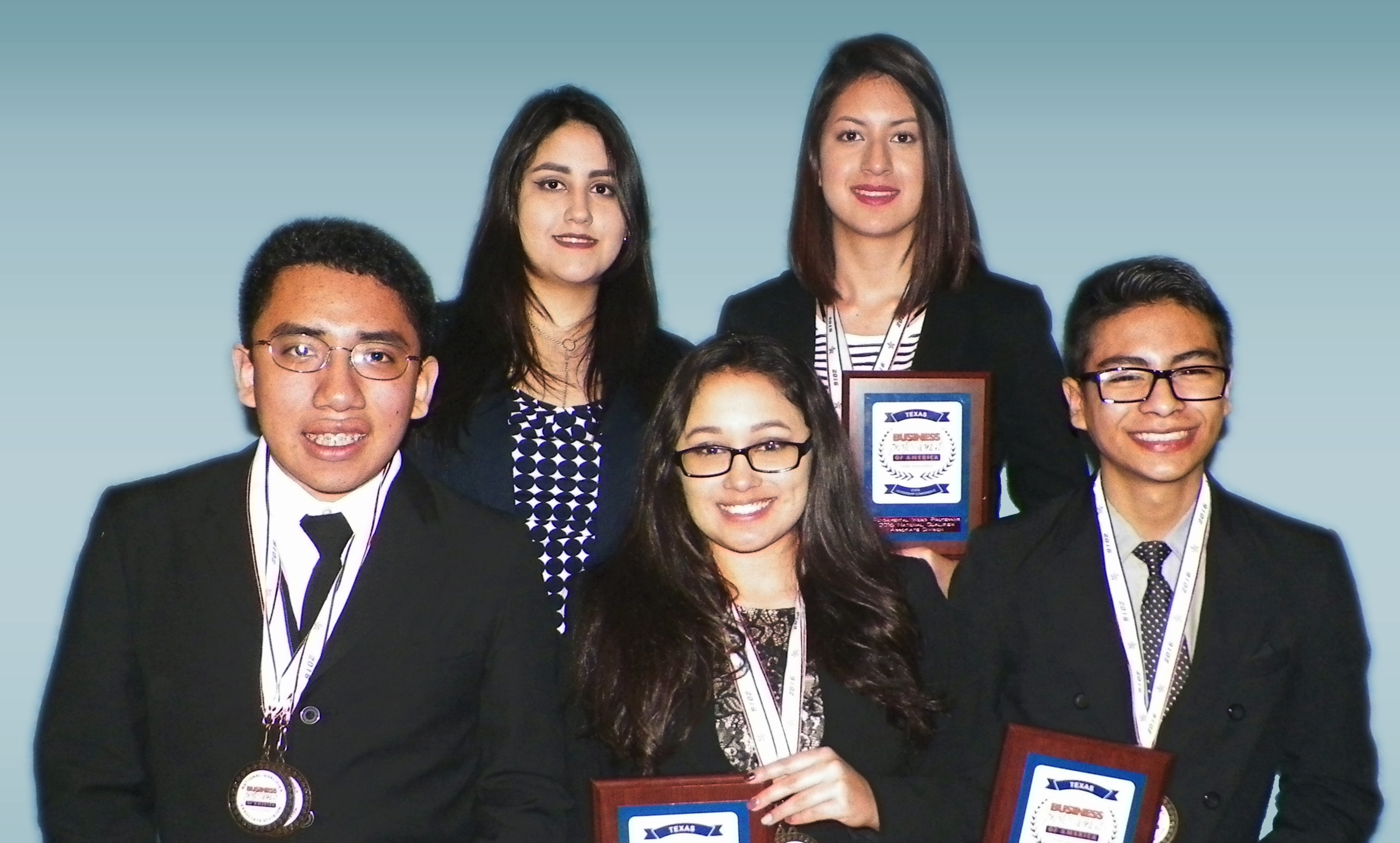HHS team earns spot at BPA National Leadership Conference