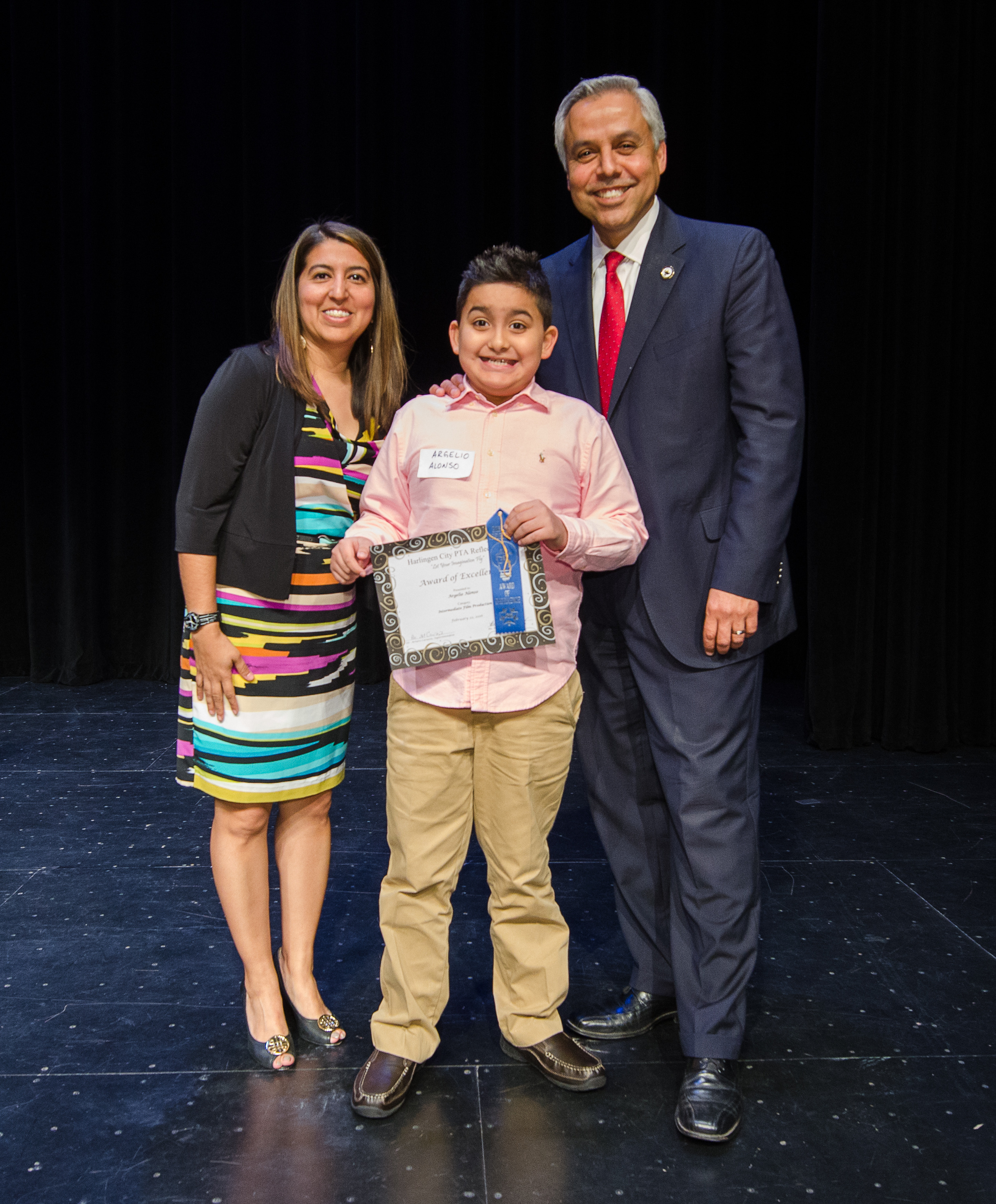 Milam Elementary student advances to National PTA Reflections Contest