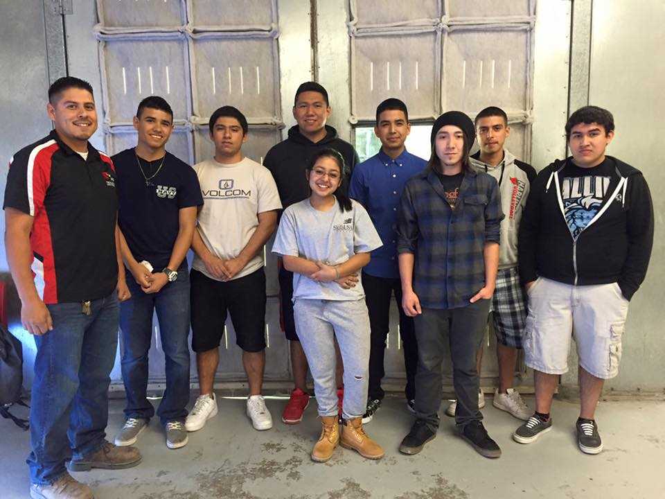 HS competitors advance to State SkillsUSA Championships