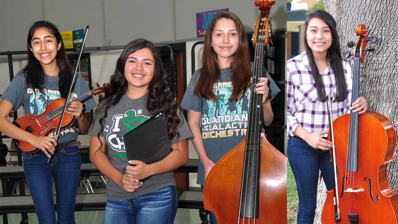 Raising the musical bar: 4 middle school students to perform at Carnegie Hall