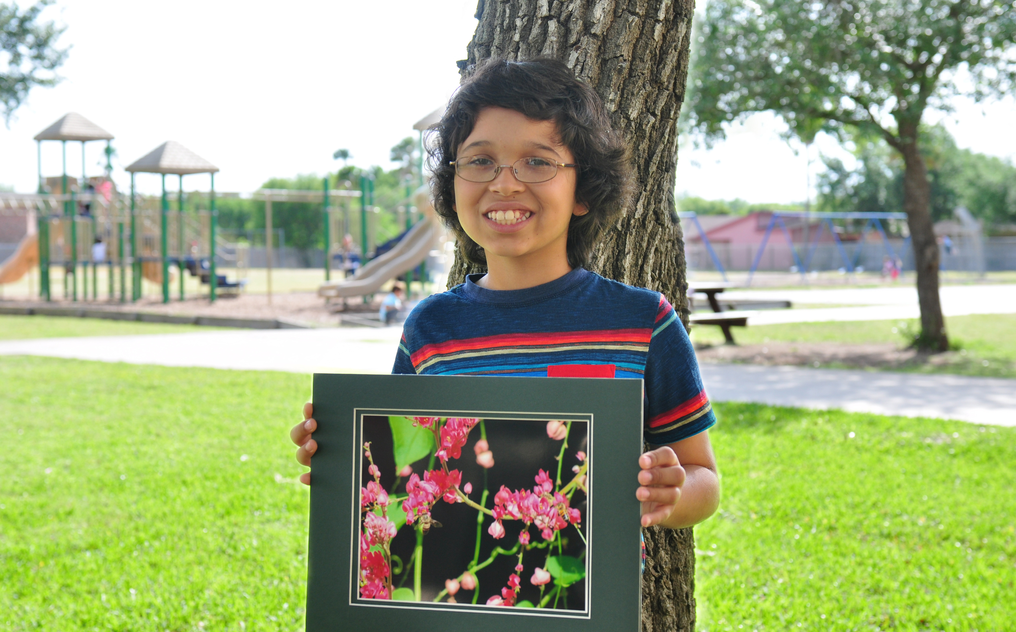 Treasure Hills Elementary student takes first place at Texas Media Awards
