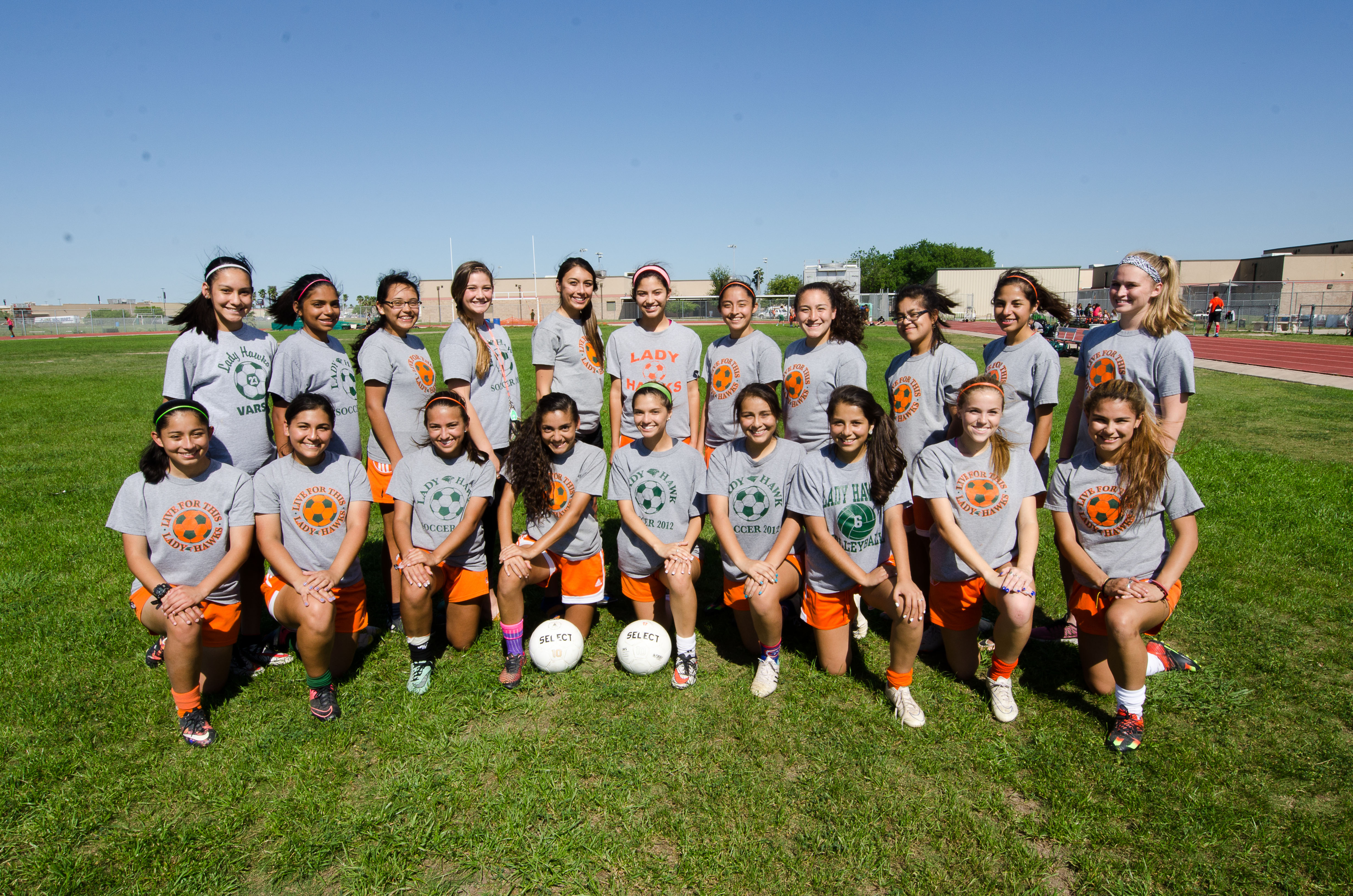 Lady Hawks Soccer Team advances to Regional Quarterfinals