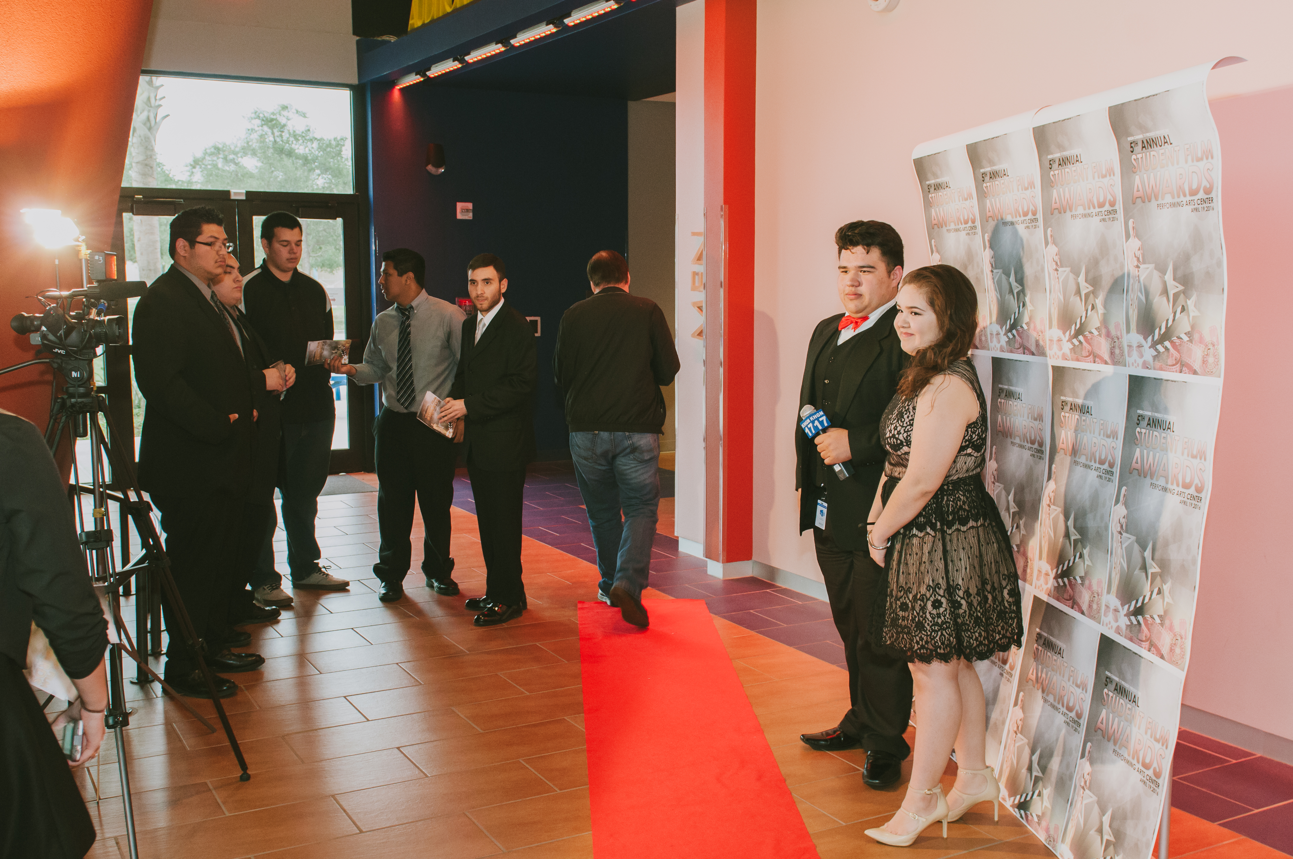 Student filmmakers honored at 5th Annual Student Film Awards