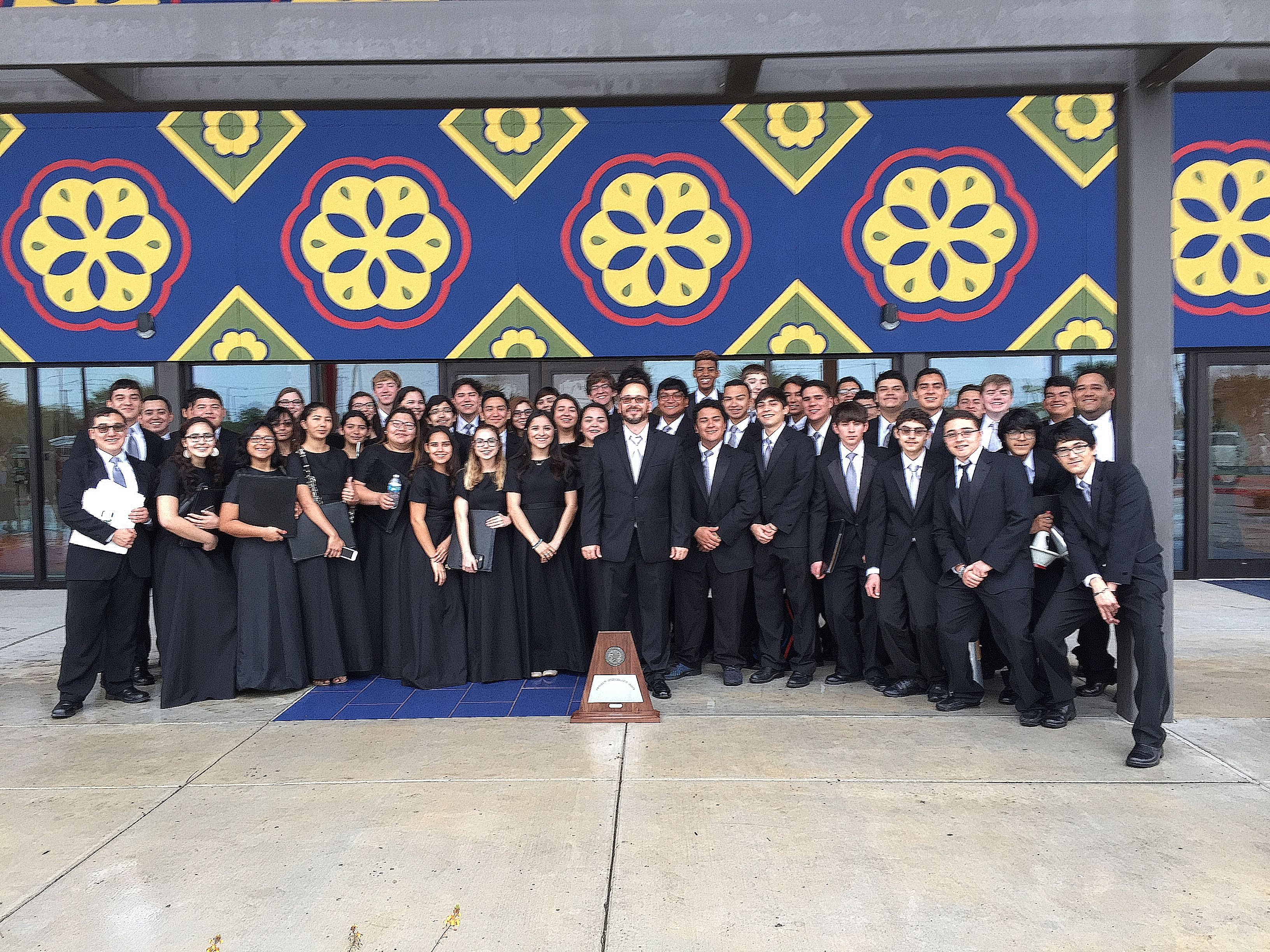 Mighty Hawk Band continues to impress this season