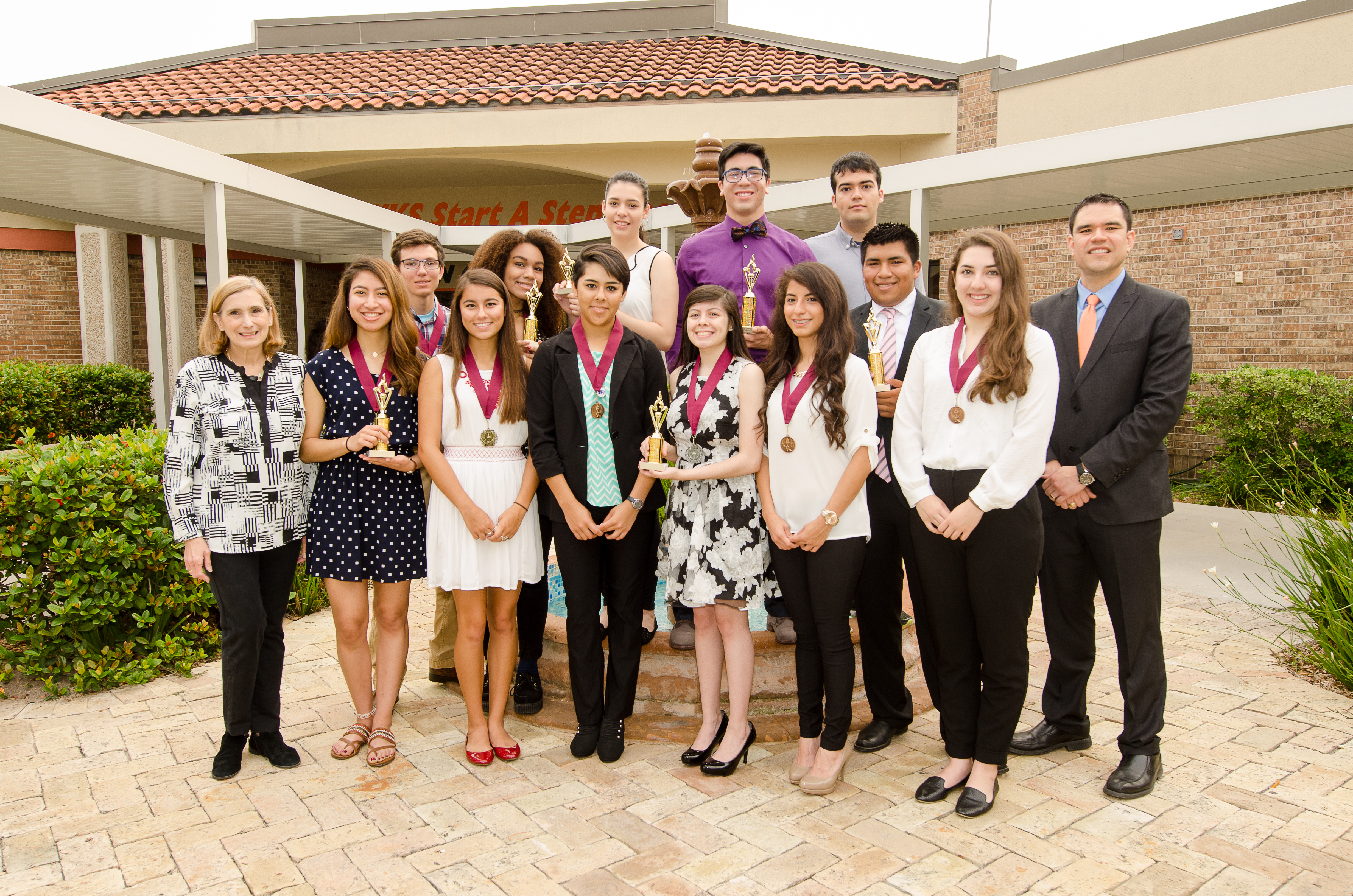 Harlingen South competitors advance to national Latin competition