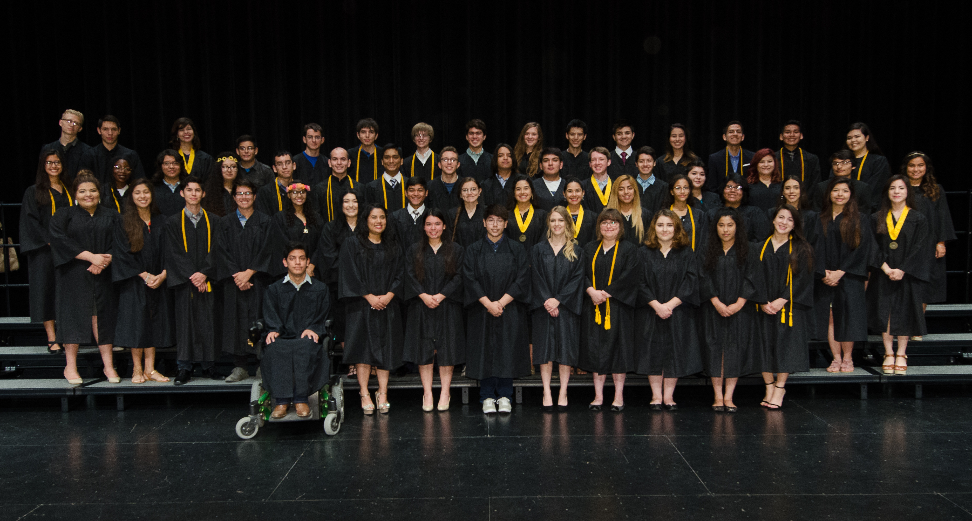 59 ECHS seniors receive degrees from TSTC