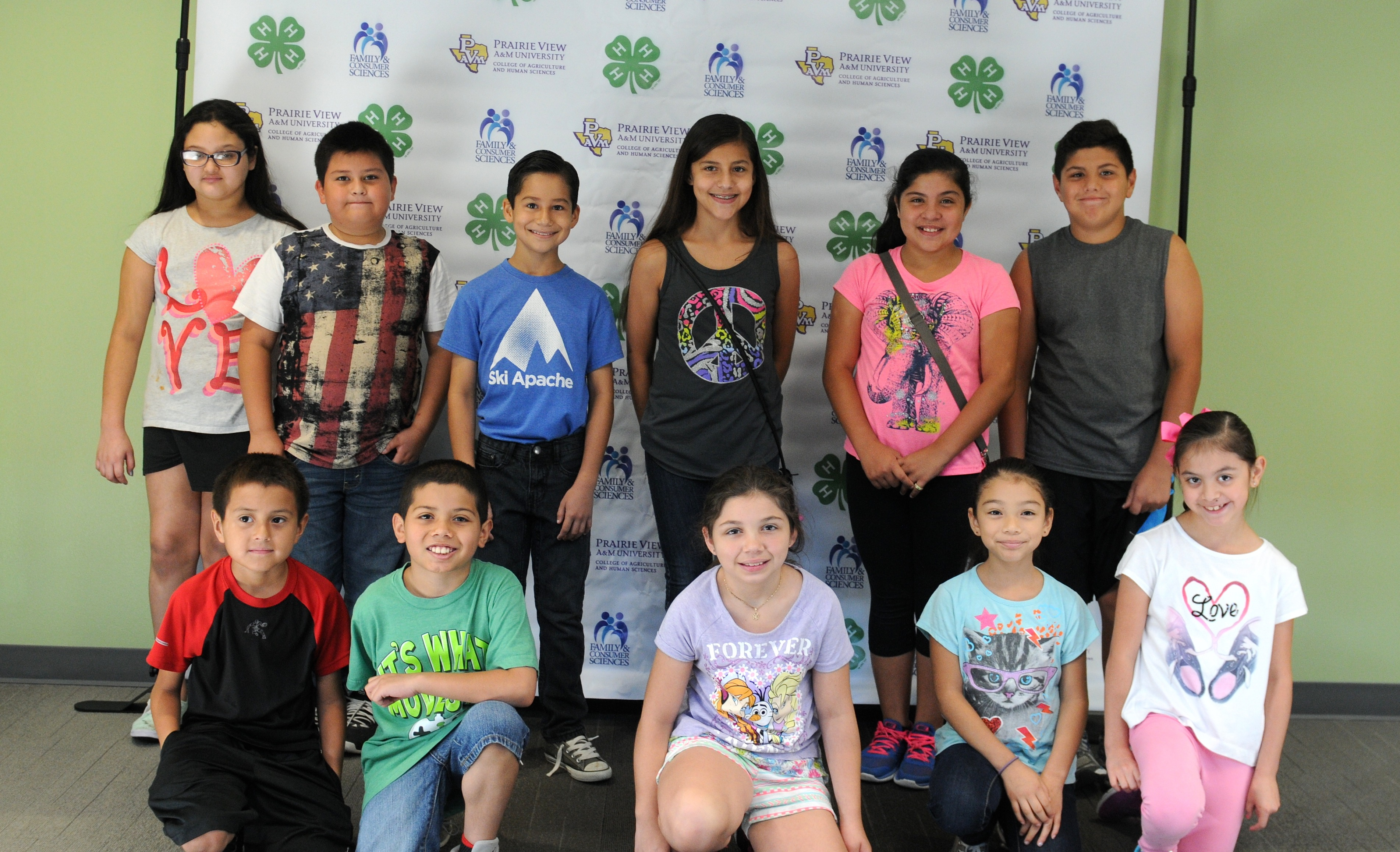 Heroes for Health Nutrition Camp encourages healthy living to HCISD youth