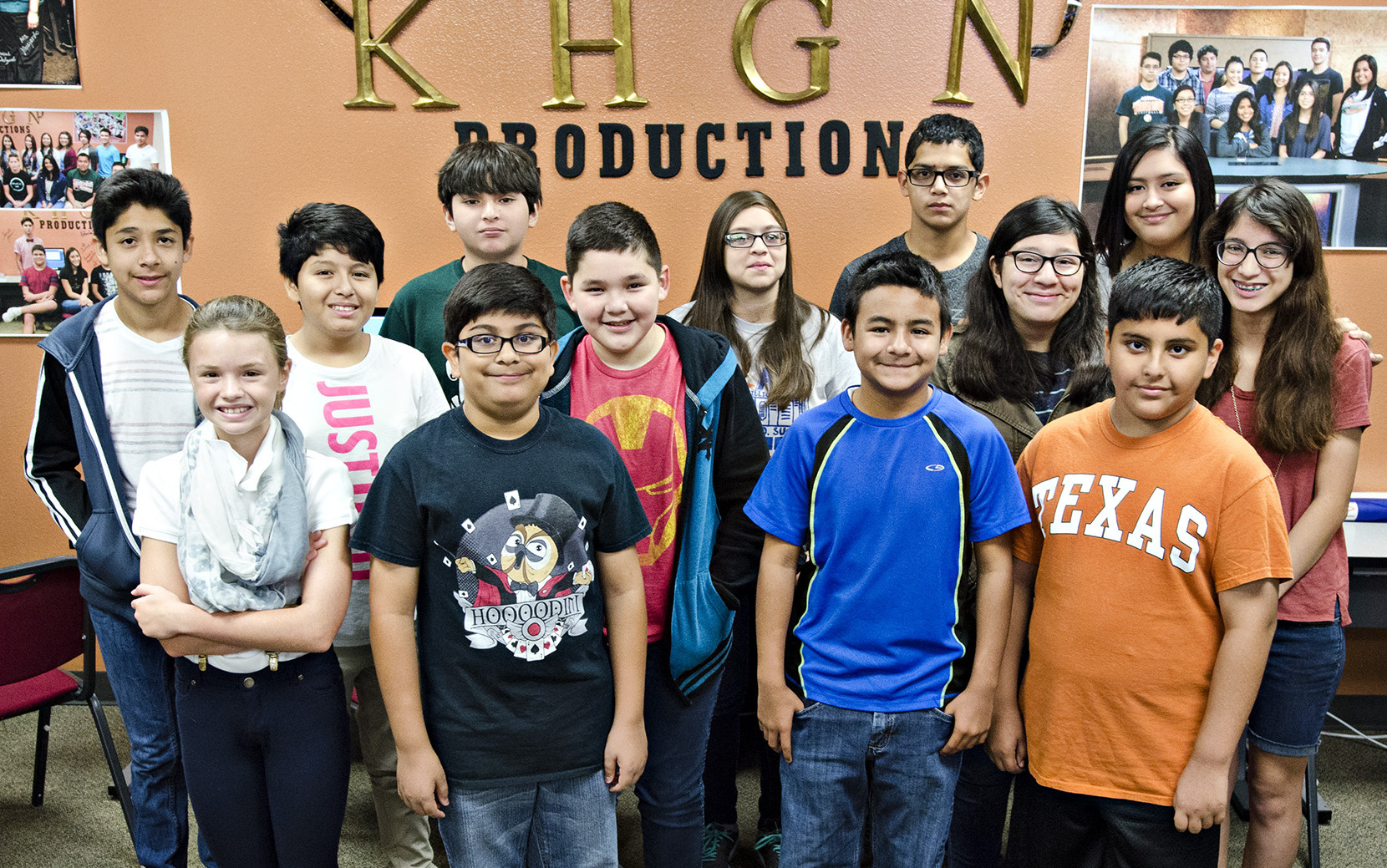 First AV Summer Camp introduces videography to HCISD students