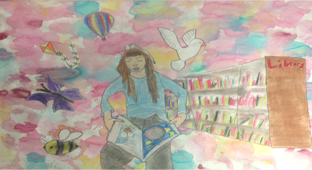 Sofia Trevino,1st Grade, Bonham Elementary