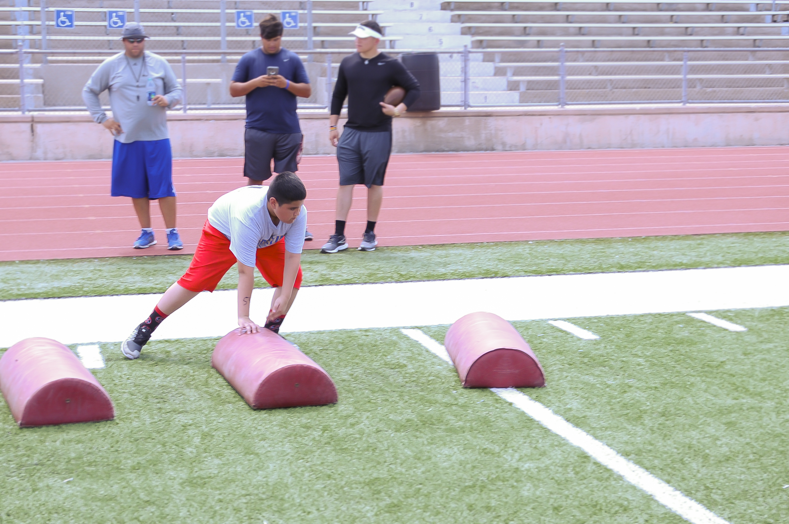 "Harlingen ""H"" Association presents Future Champs Football Camp"