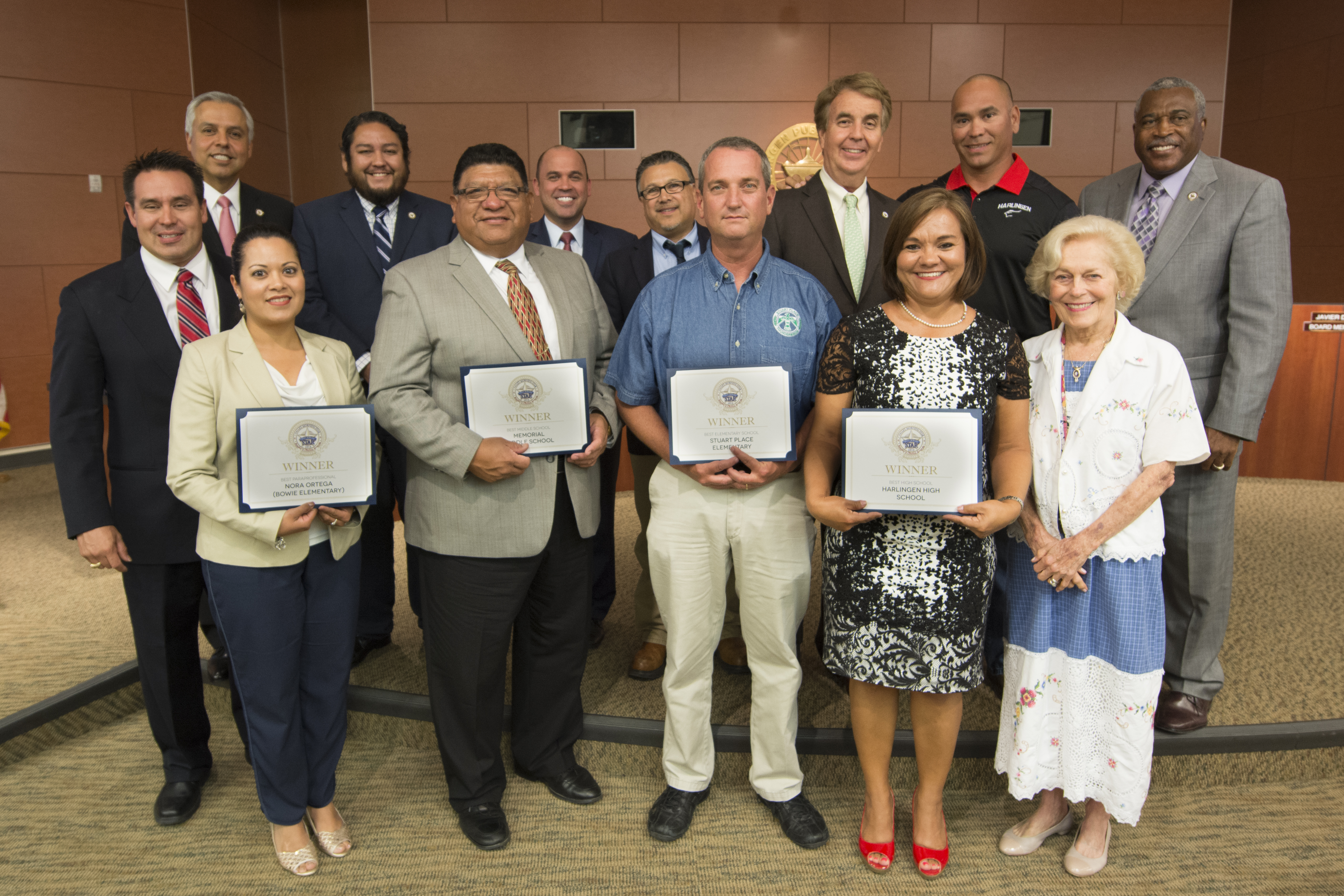 HCISD takes 6 Best of the Best recognitions in VMS Reader's Choice Awards
