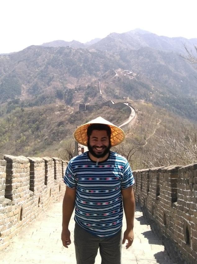 Alumni Spotlight: South grad pursues master's in International Relations and Diplomacy at Shanghai University