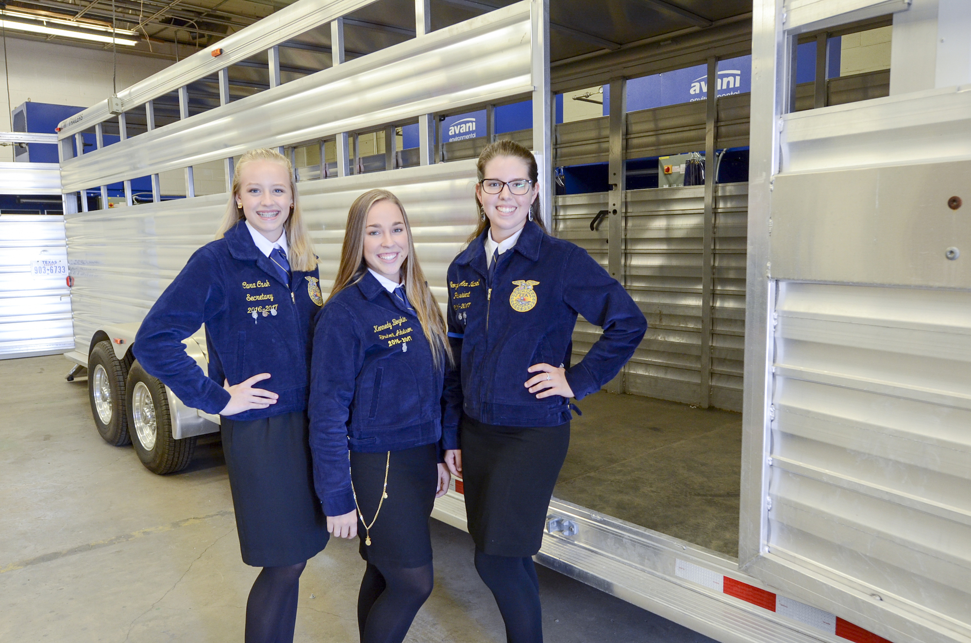 HHS students participate in 88th Texas FFA State Convention, Kennedy Boykin awarded Lone Star Degree