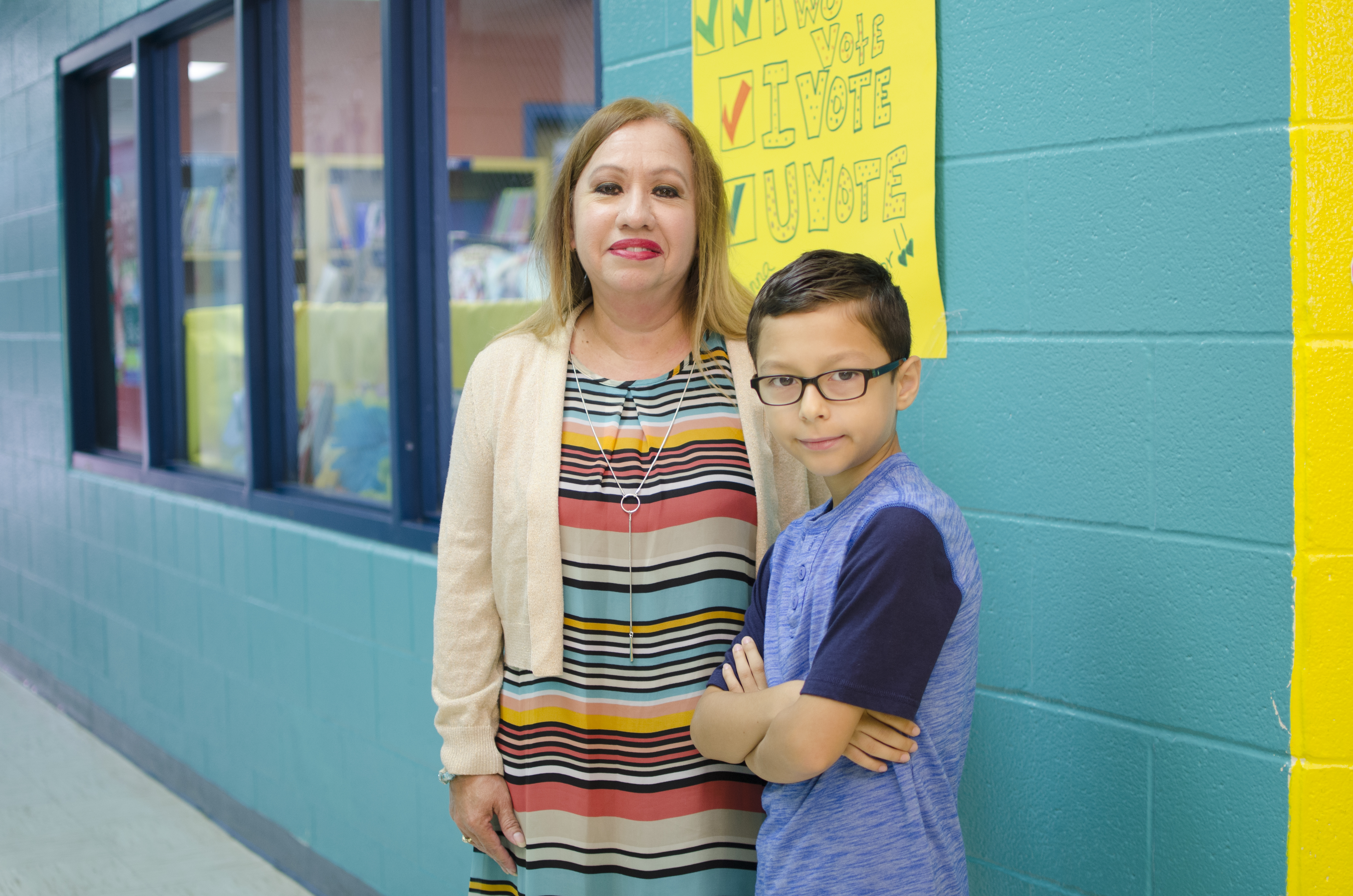 Bonham Elementary student saves grandmother from drowning after taking SEAL swim lessons