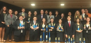 South Speech, Drama, and Debate takes 1st place sweepstakes at Carroll tournament