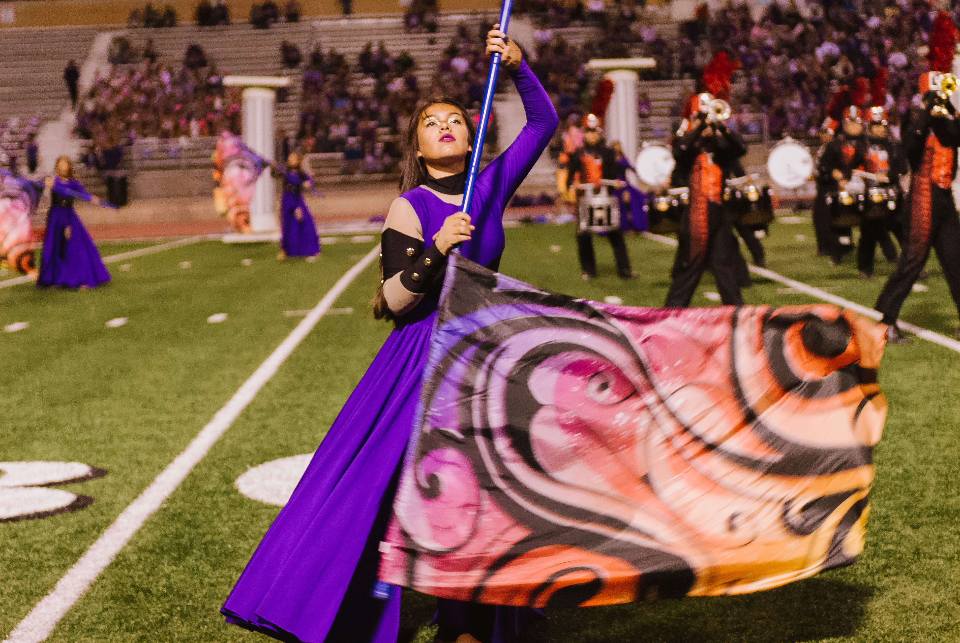 HHS and HHSS Bands advance to State Marching Contest