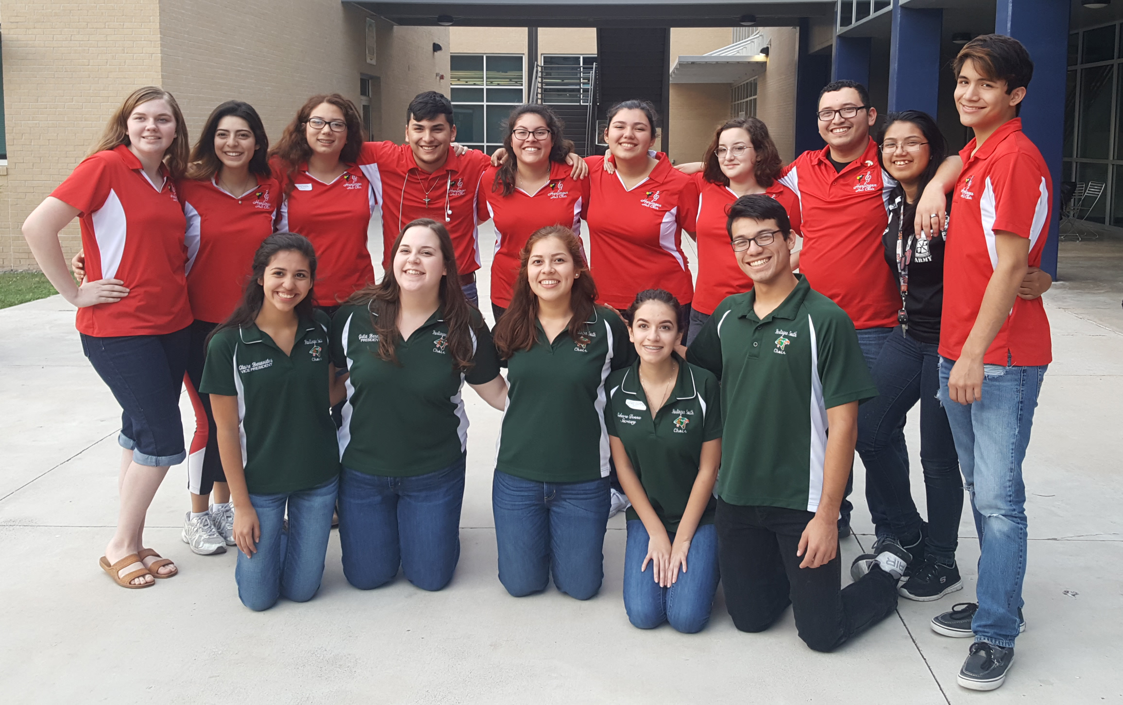 HHS and HHSS Choir students advance to Area Auditions