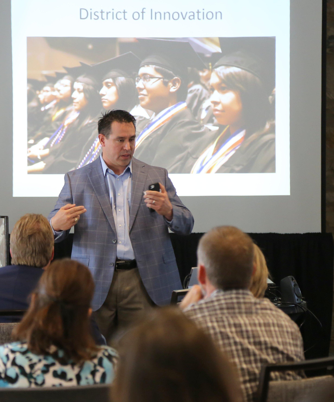HCISD Board of Trustee Bobby Muniz participates in leadership program