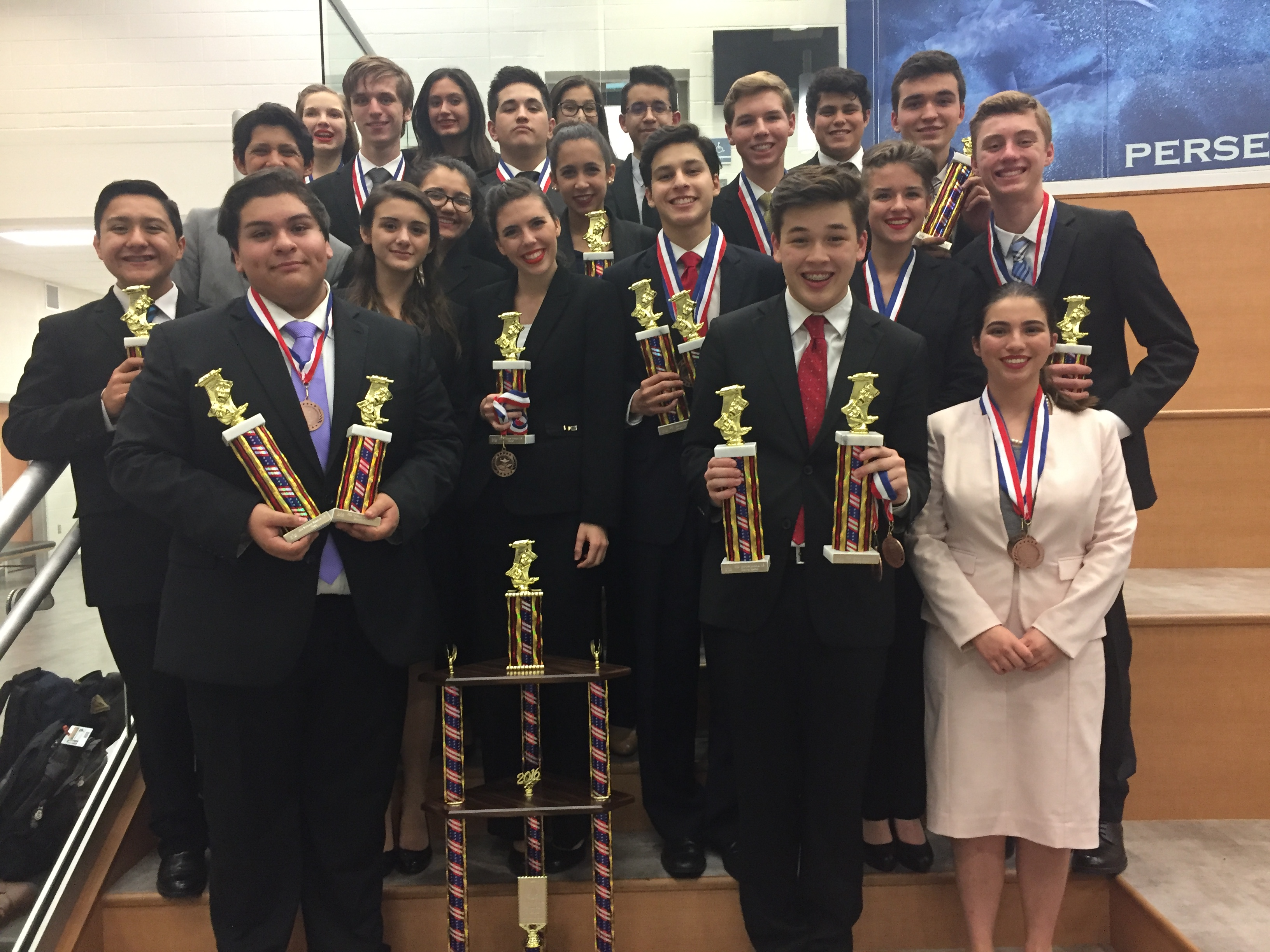 South SDD team continues success at Corpus Christi tournament