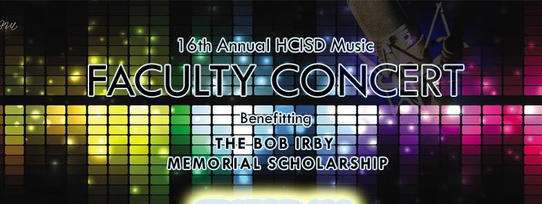 HCISD invites community to 16th Annual Faculty Concert